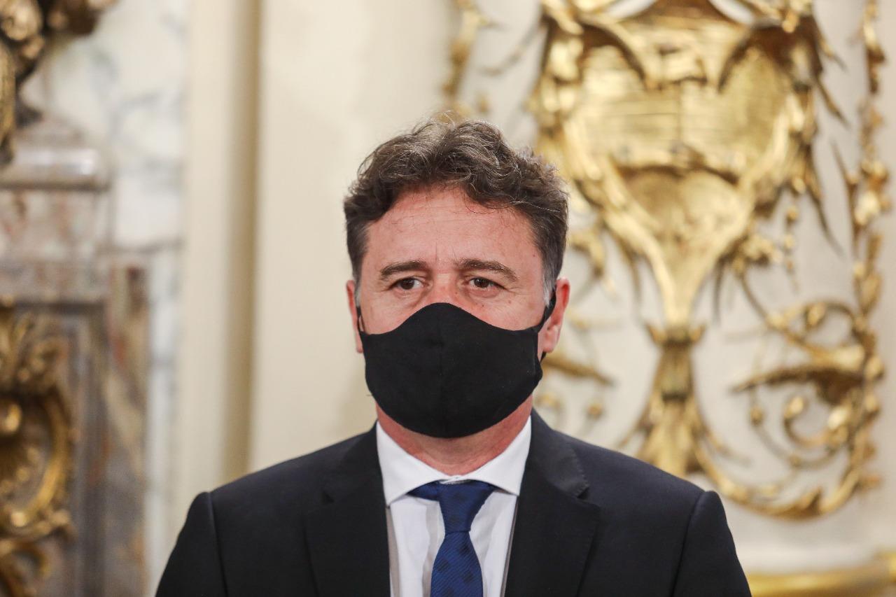 El juez mendocino Omar Palermo