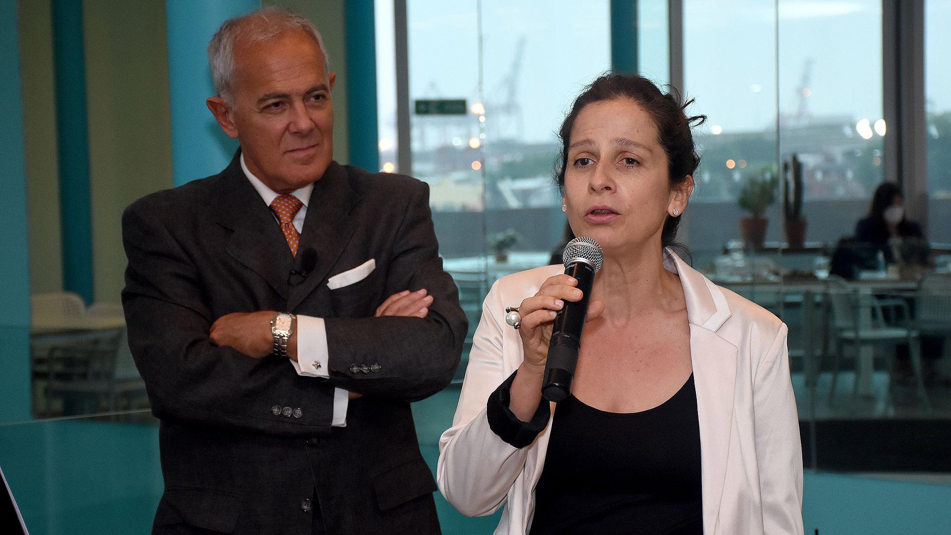 Natasha Niebieskikwiat, periodista especializada en Asuntos de Gobierno y Política Internacional