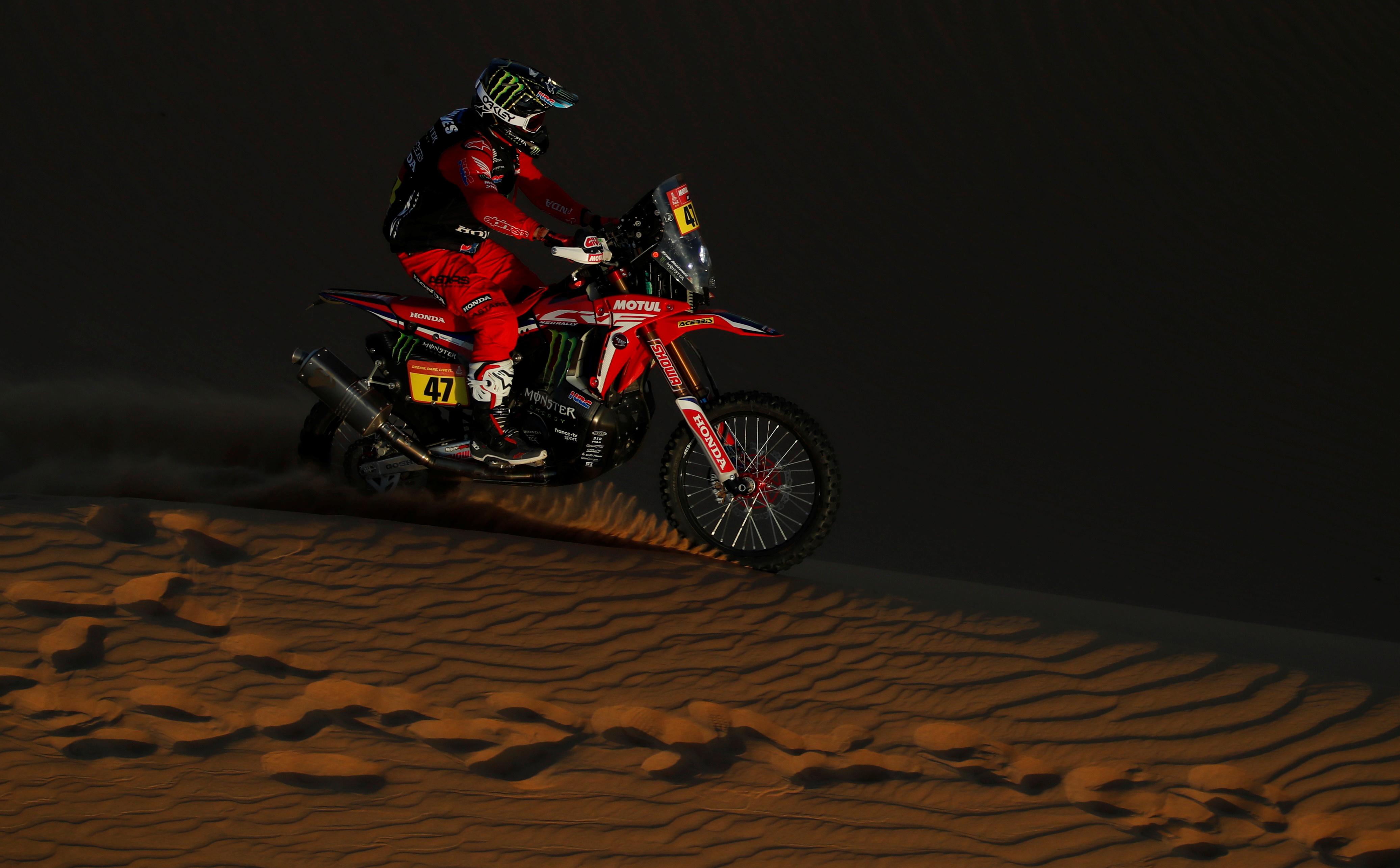 Se adjudicó este viernes el Rally Dakar 2021 en la categoría motos, tras la finalización de la 12ª etapa