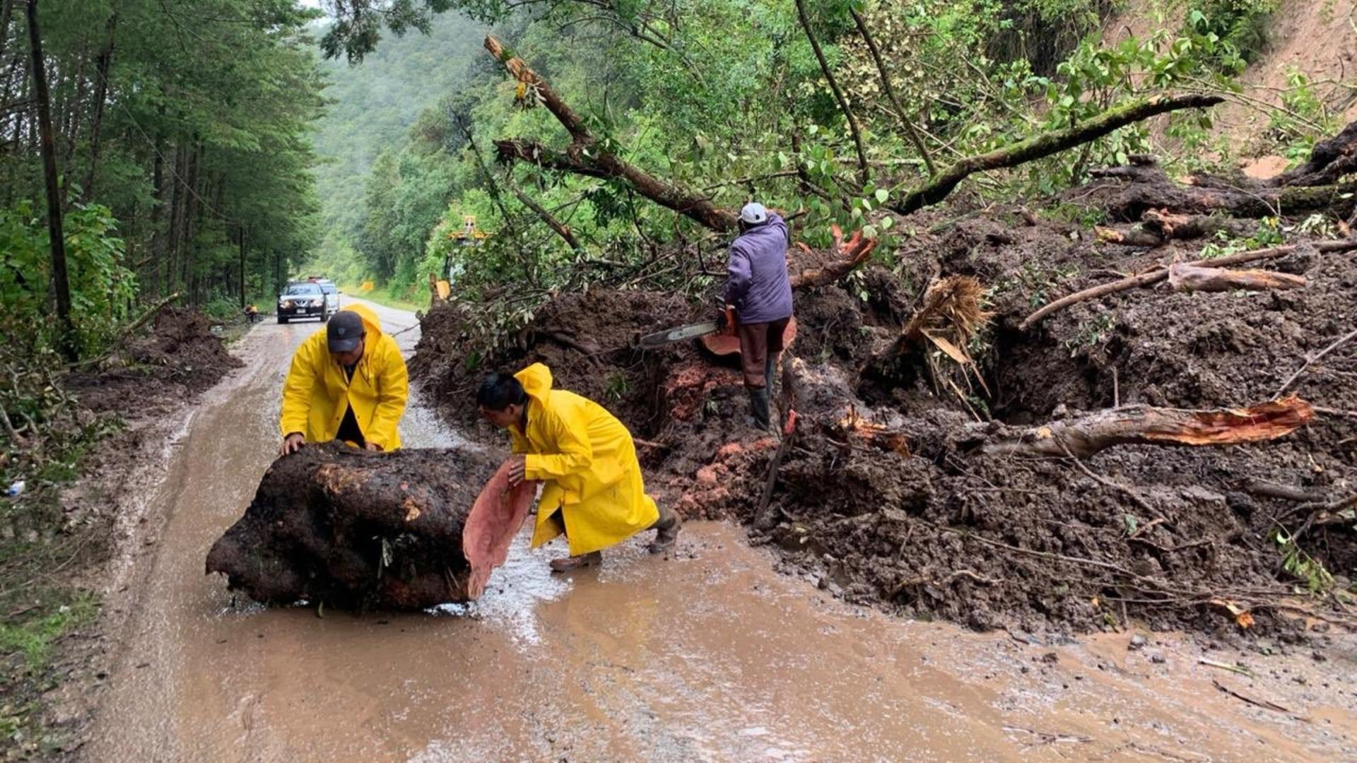 Al menos 20 muertos el saldo de las inundaciones en México ocasionadas por Eta y frente frío
