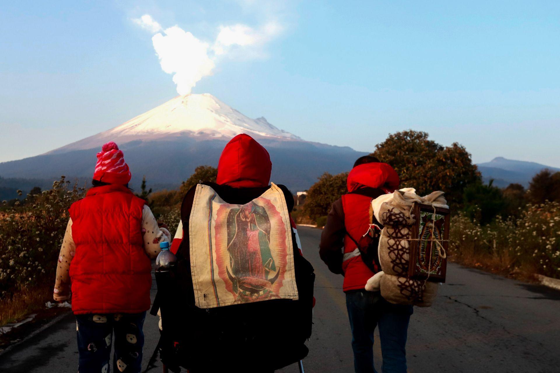 Paso de Cortés, Puebla, 9 de diciembre de 2020.