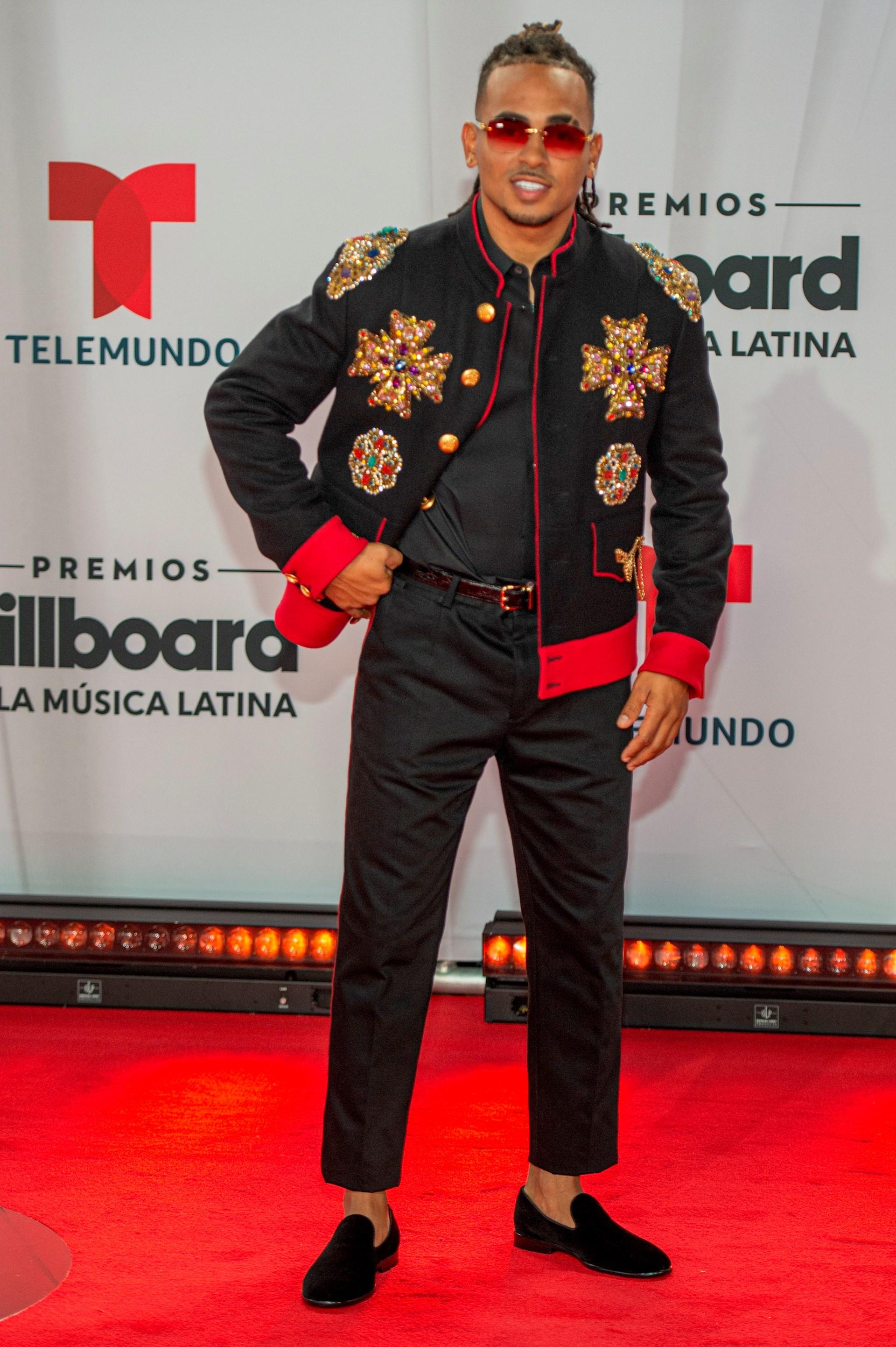 El cantante puertorriqueño Ozuna (Foto: EFE/Giorgio Viera)