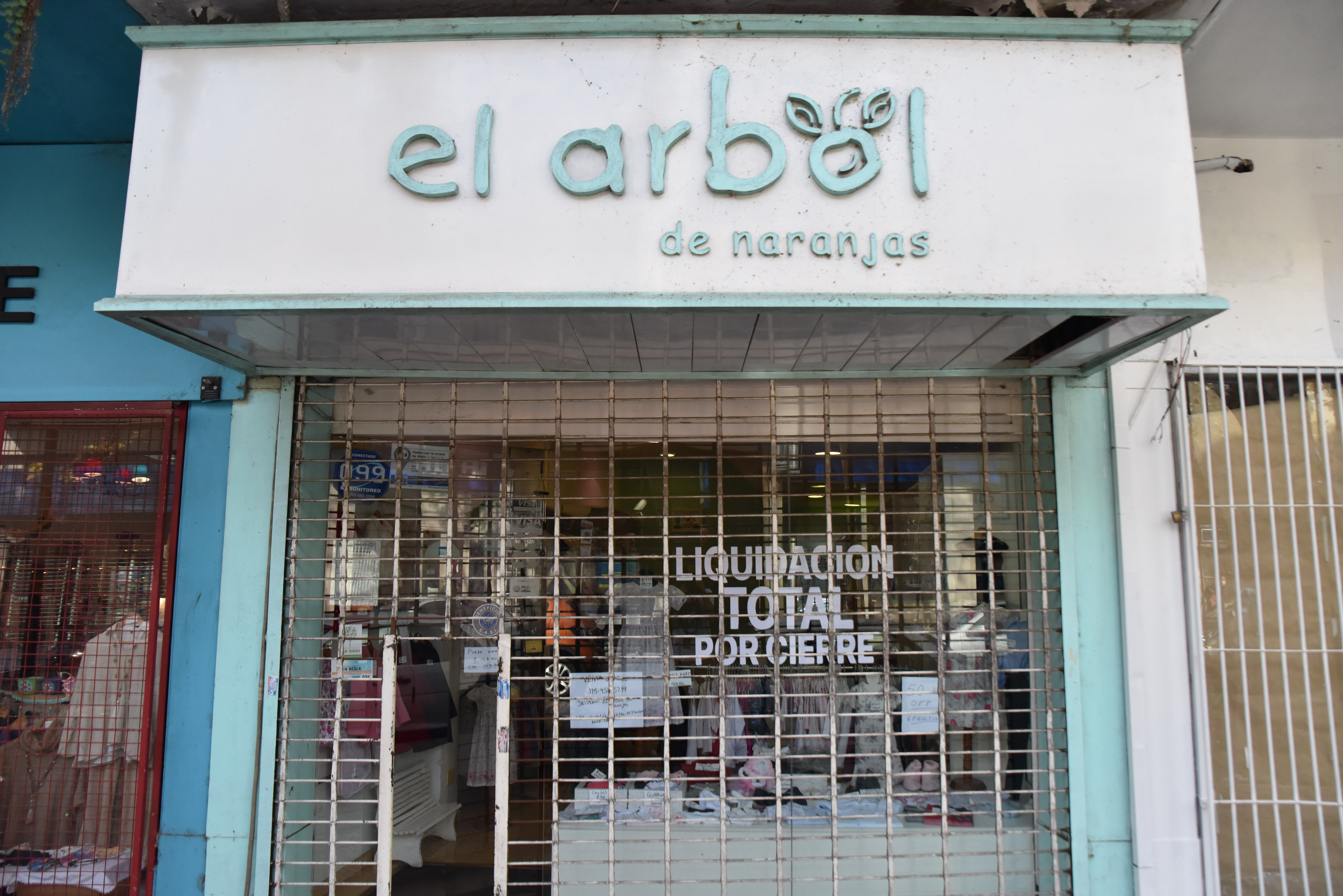 Local ubicado sobre la calle Capitán Garrido en San Isidro