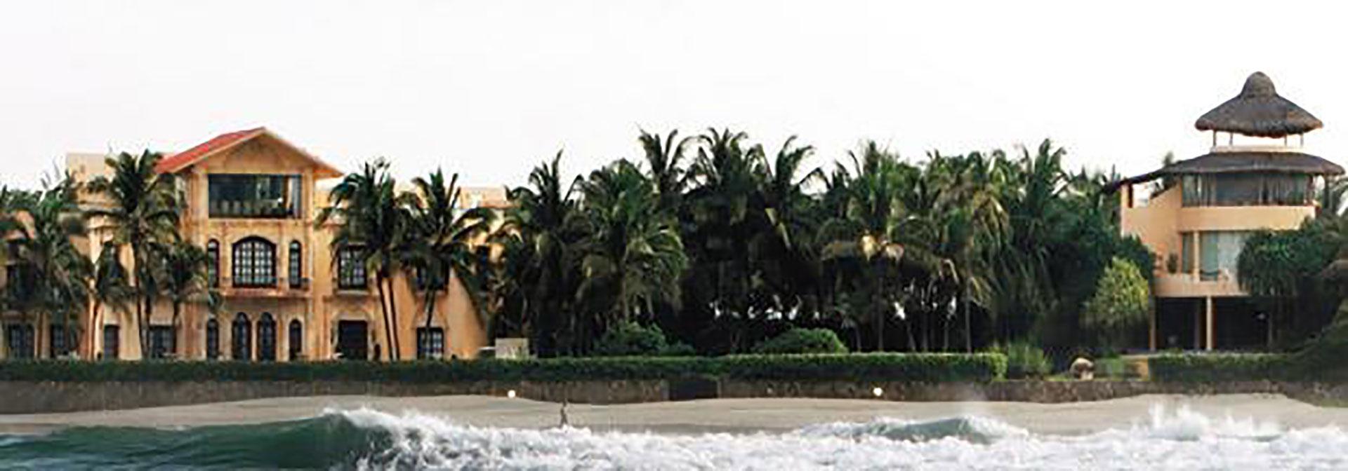 La propiedad estaba ubicada en la zona conocida entonces como Playa Bonfil (Foto: Archivo)