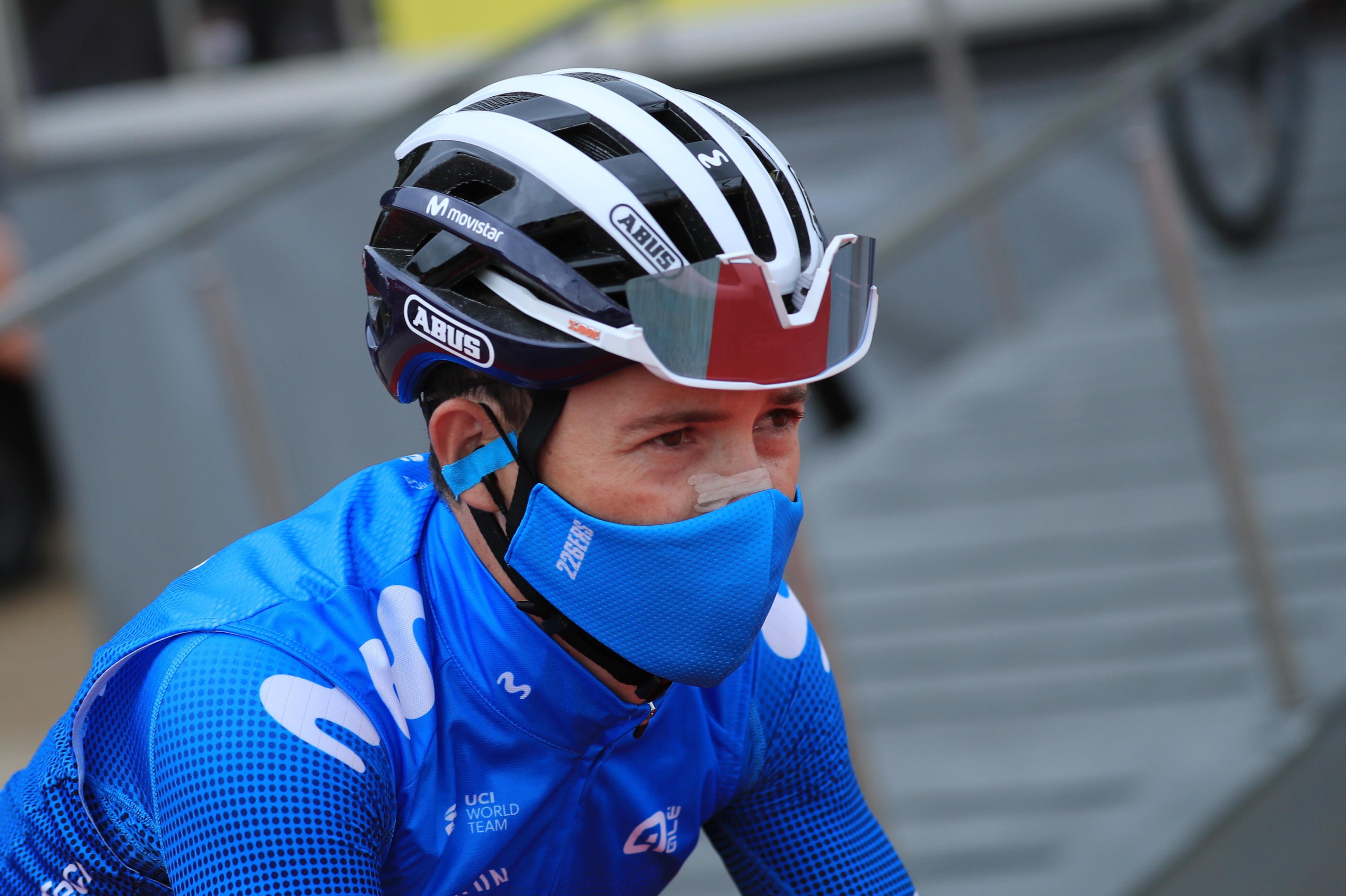 Perdió la bicicleta y también más tiempo: Miguel Ángel López, de nuevo  víctima de una caída en el Tour de Francia - Infobae
