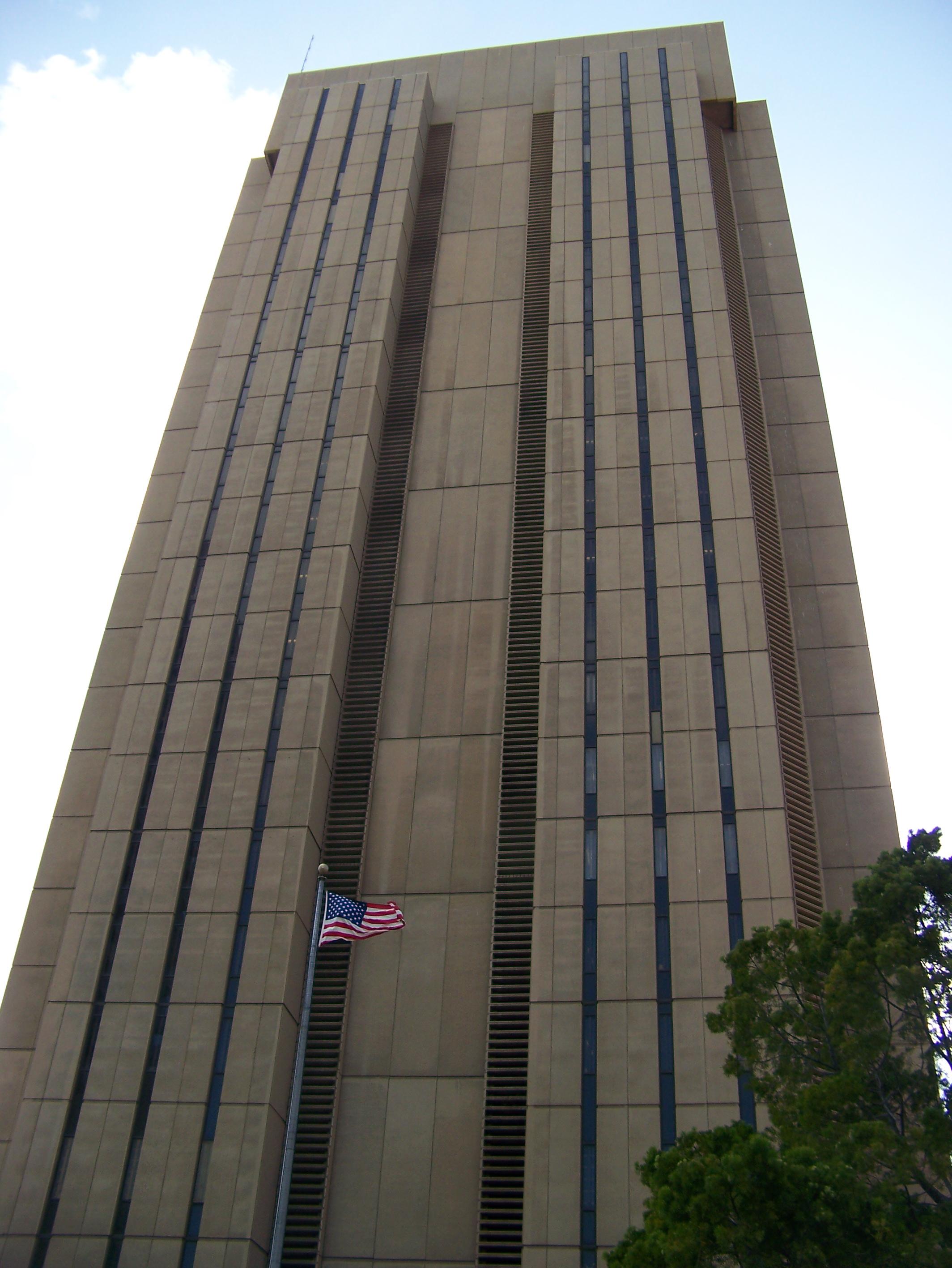 El Metropolitan Correctional Center, donde el Chino Antrax estuvo encarcelado por 87 meses (Foto: Archivo)
