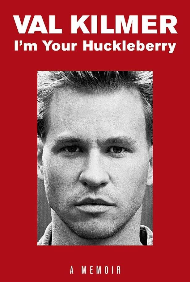 La portada de la autobiografía de Val Kilmer