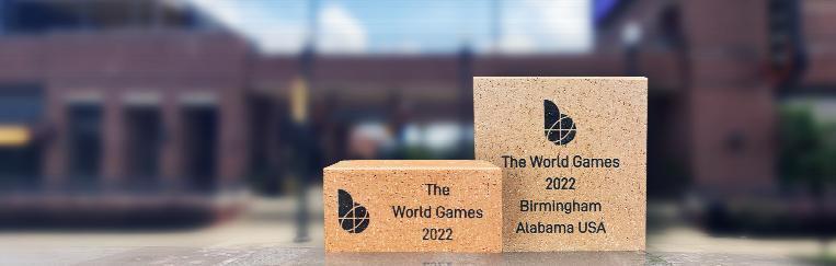 Simbólicos ladrillos se sumarán a la memoria histórica de los Juegos