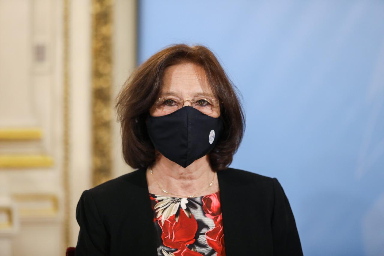 La jueza de Tierra del Fuego María del Carmen Battaini