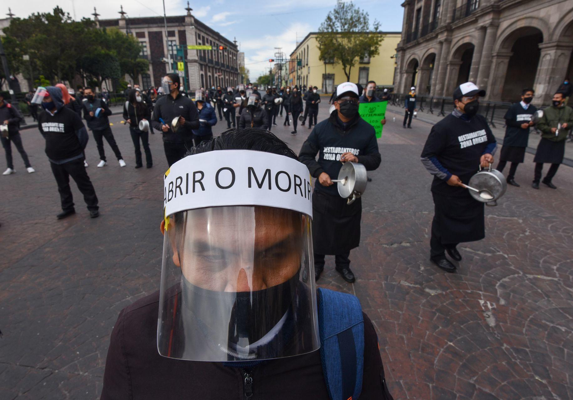 11 de enero de 2021, Toluca, Estado de México.