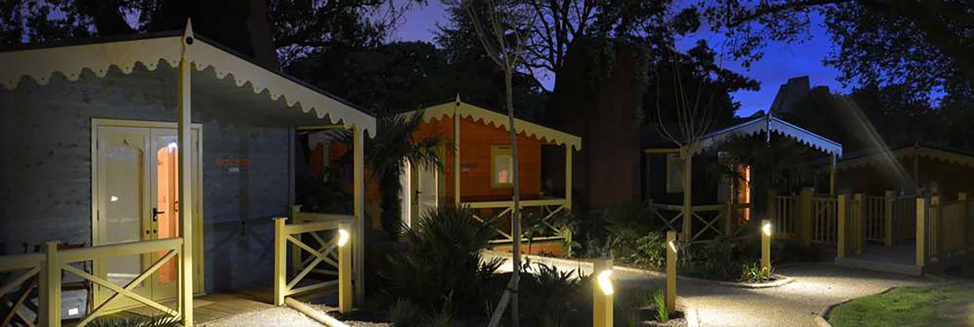 En Londres, El ZSL London Zoo Lodges está situado en un entorno extraordinario dentro del zoo de la ciudad (Zoo Londres)