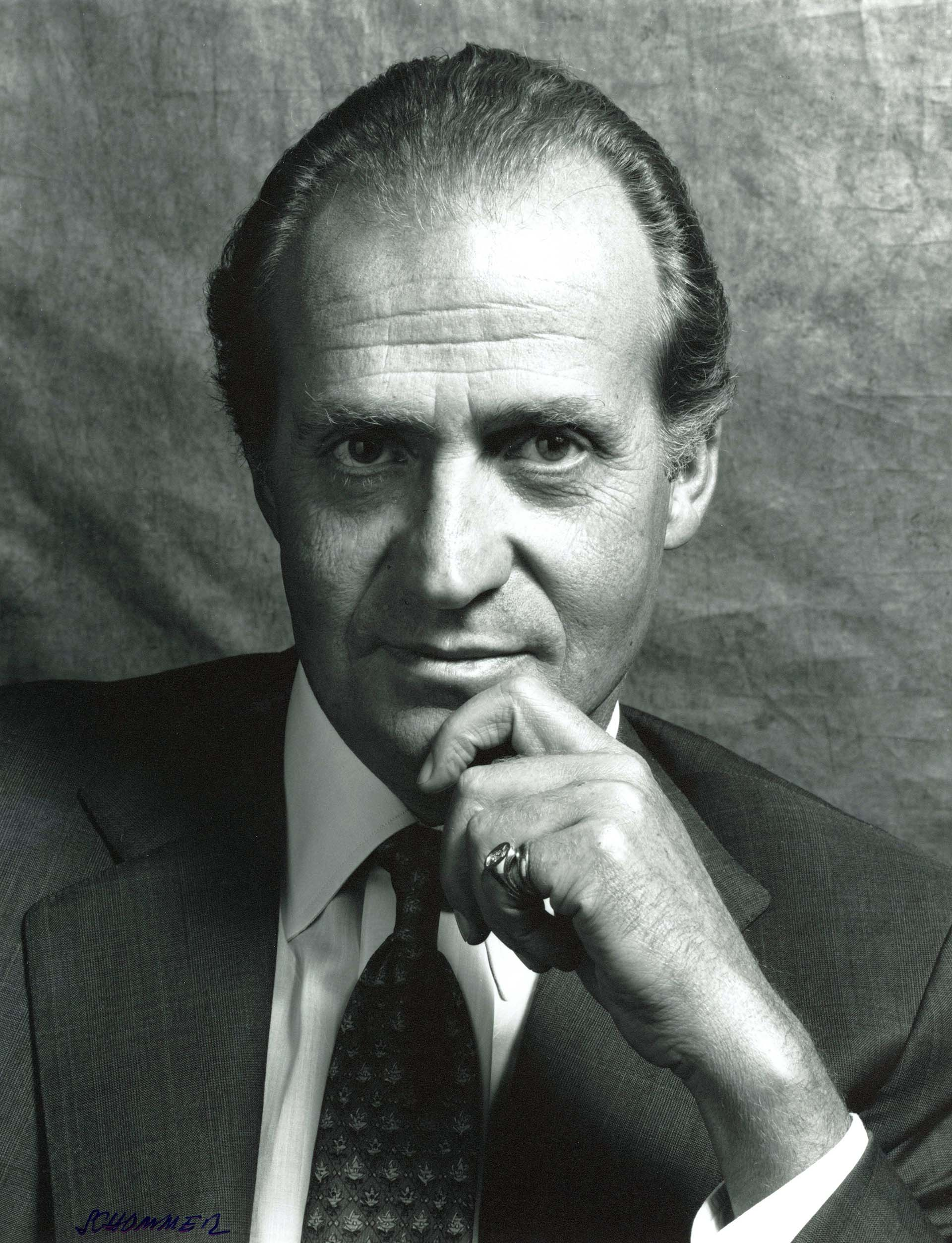 Rey Juan Carlos I de España (Shutterstock)