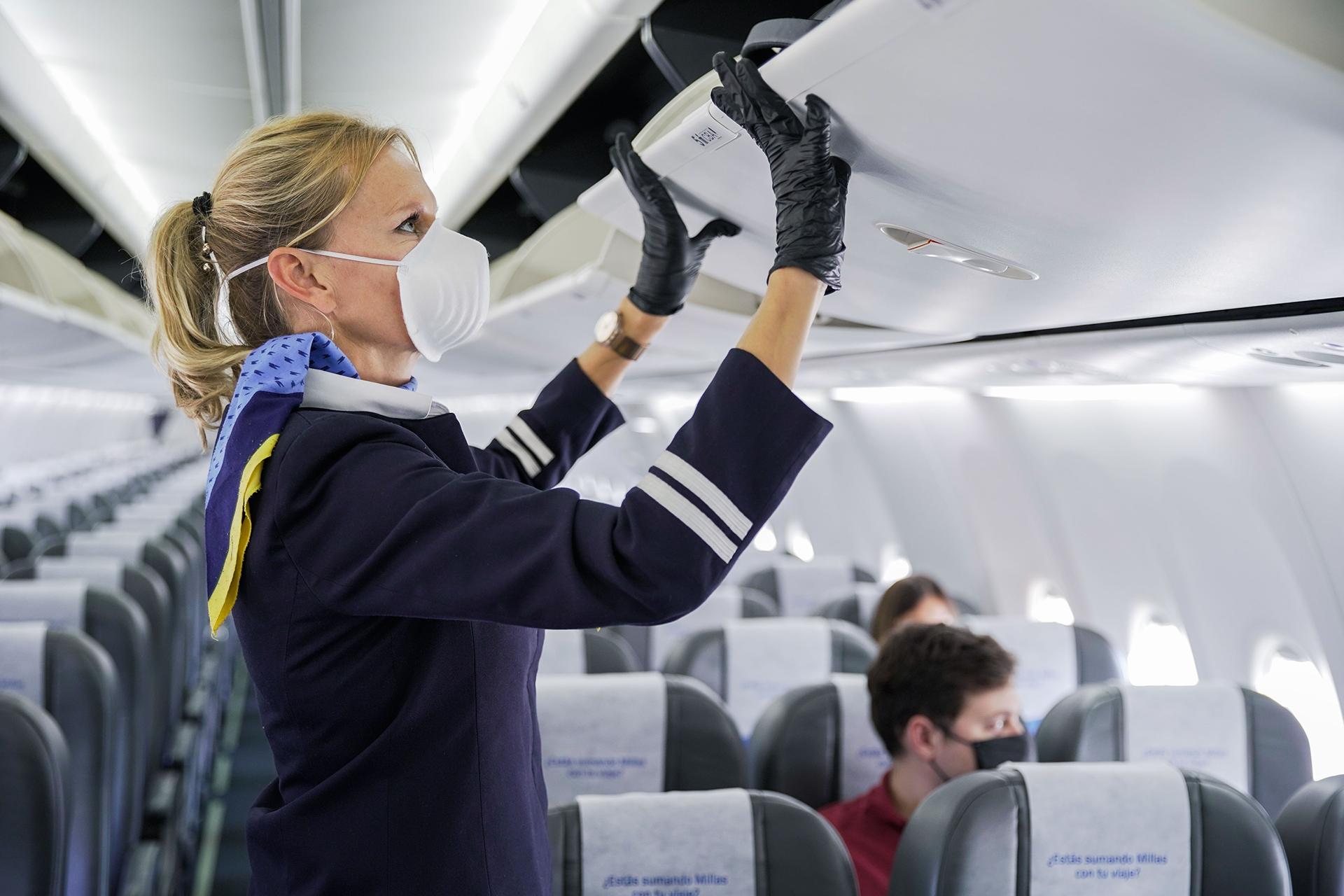 Cómo es el protocolo que aplicará Aerolíneas Argentinas para reanudar sus  vuelos - Infobae