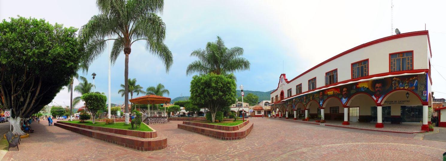 La presidencia municipal de Ixtlahuacán de los Membrillos (Foto: Google Maps)