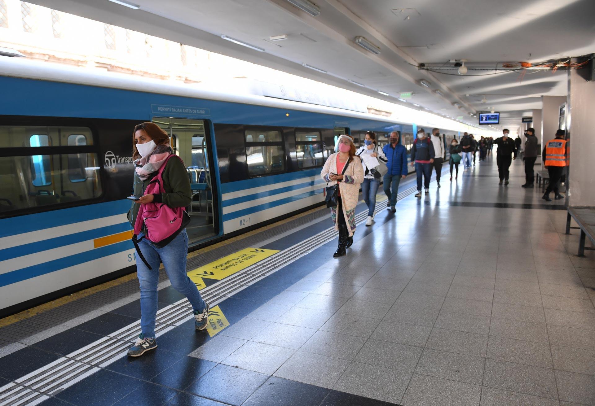 Paso a paso: cómo será el sistema de reserva de viajes en tren que  comenzará a funcionar desde el lunes - Infobae