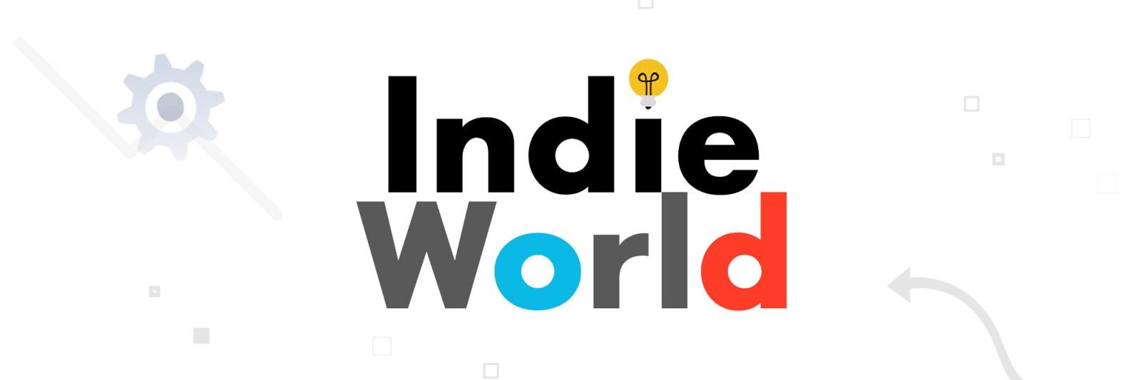 Indie World, el streaming con el que Nintendo anuncia los próximos juegos indies que lanzará.