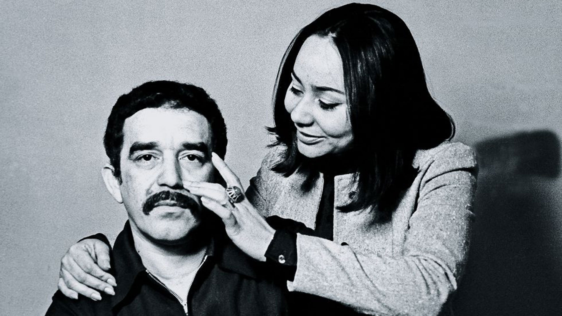 Murió Mercedes Barcha, esposa, musa y gran amor de García Márquez - Infobae