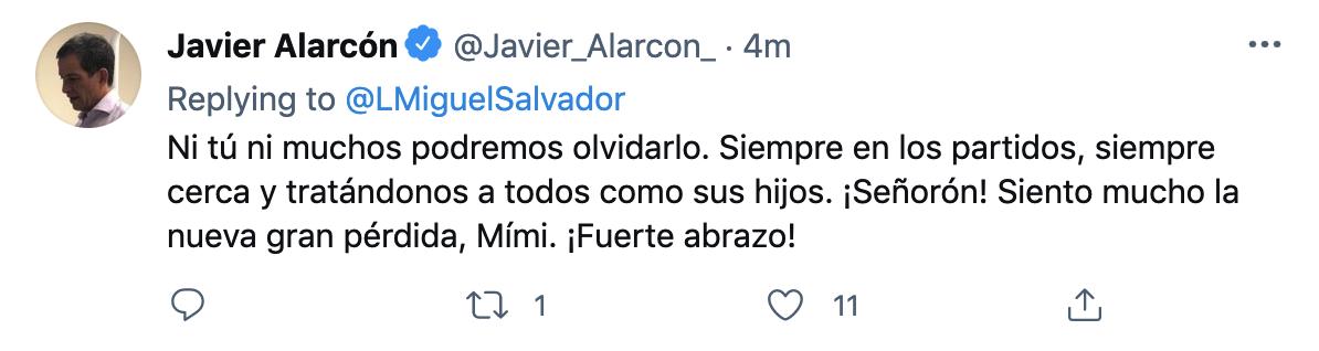(Foto: Captura de pantalla / TW @Javier_Alarcon)