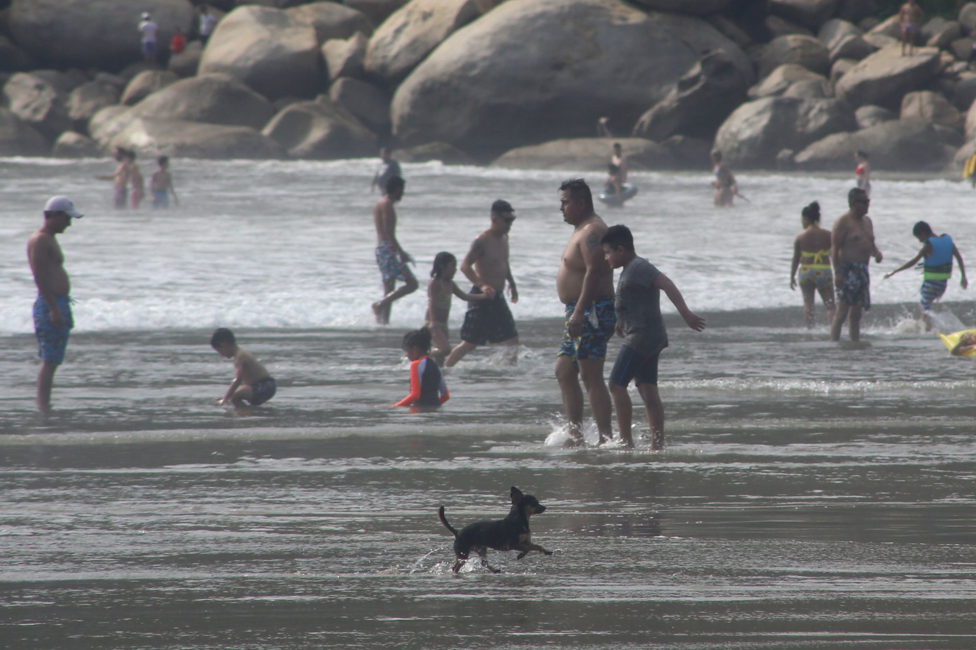 Acapulco, Guerrero, 25 de diciembre de 2020.