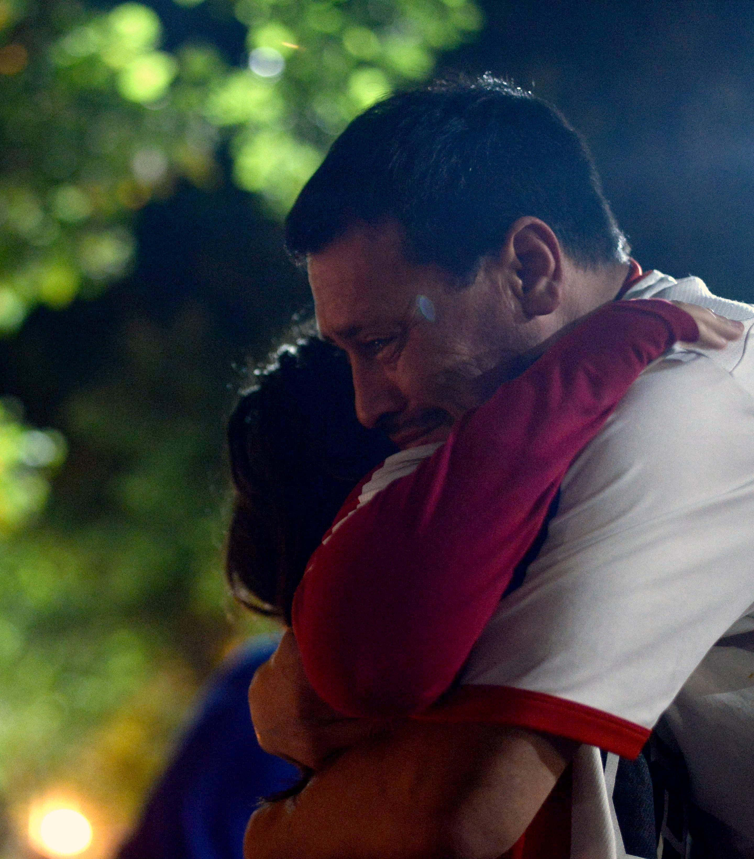 Familias enteras le dieron el último adiós a Alejandro Sabella, quien murió este martes a los 66 años