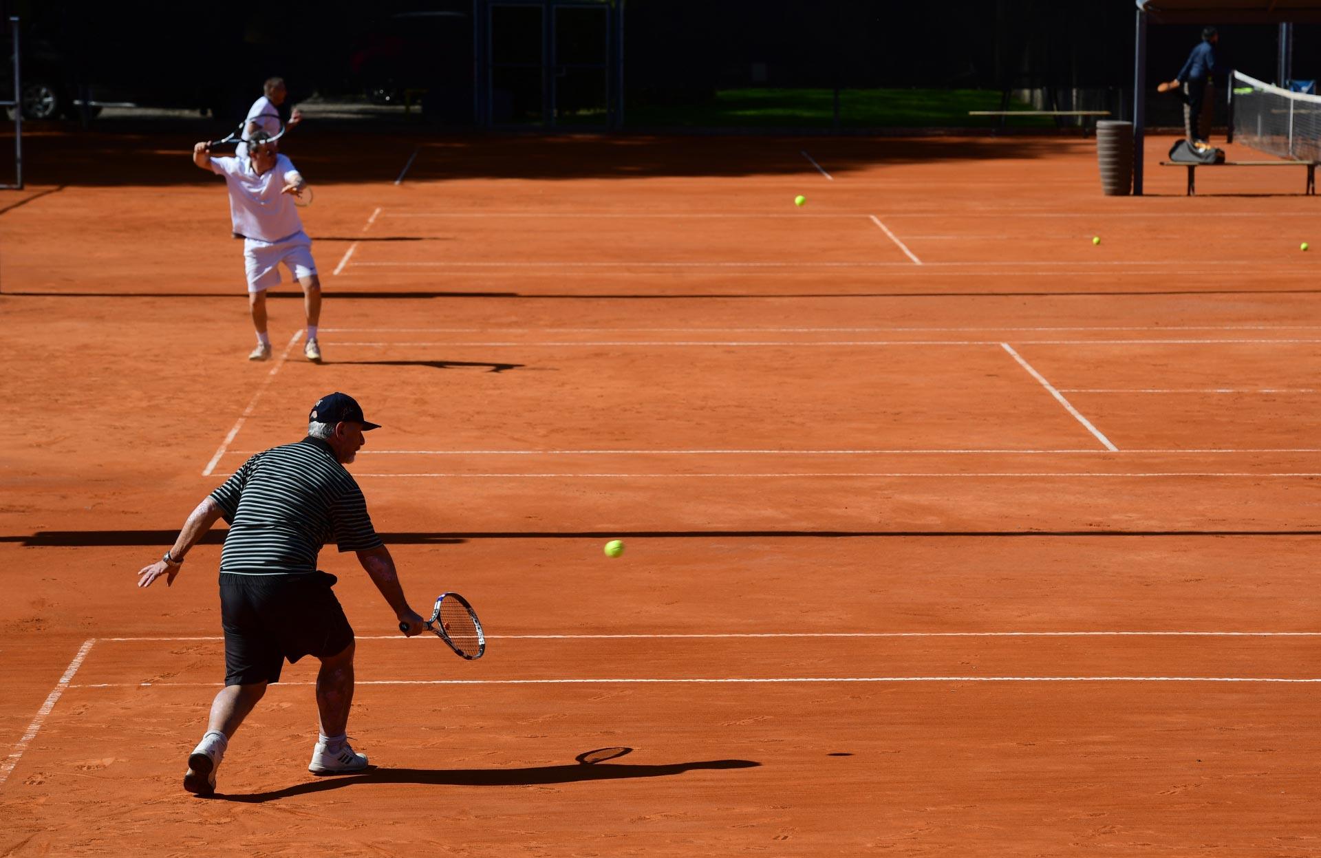 La Asociación Argentina de Tenis pidió