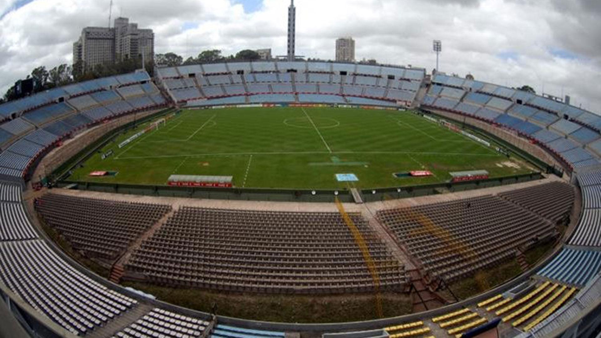 PUESTO 1 - 409 PARTIDOS / Estadio Centenario de Montevideo, Uruguay (EFE)