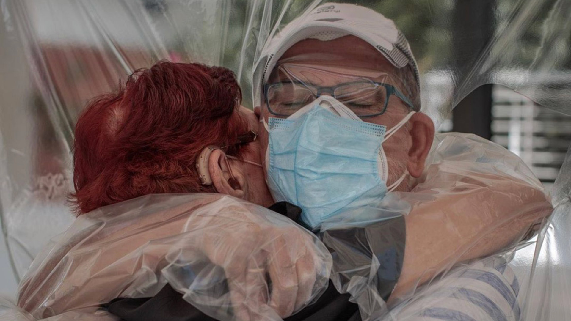El amor en los tiempos del coronavirus.