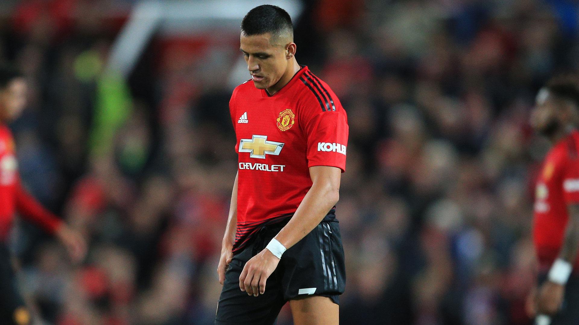 """Alexis Sánchez reveló detalles de su calvario en el Manchester United: """"Me quise ir después del primer entrenamiento"""" - Infobae"""