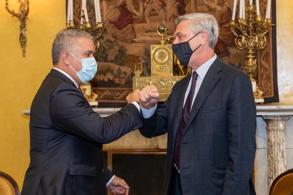 Duque anuncia un Estatuto de Protección Temporal para migrantes venezolanos - Infobae