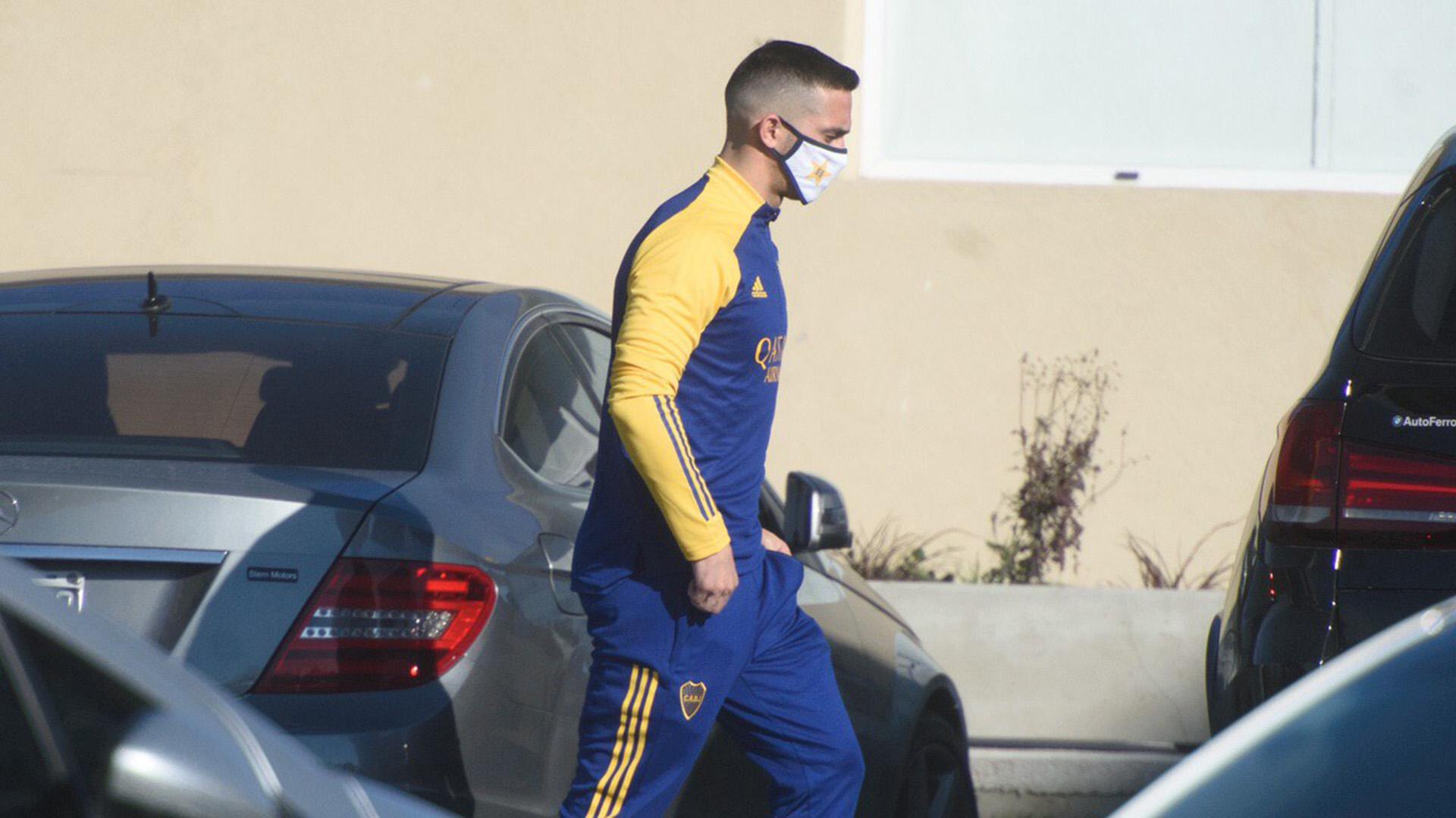 El futuro de Iván Marcone es una incógnita, dado que podría continuar su carrera en Independiente
