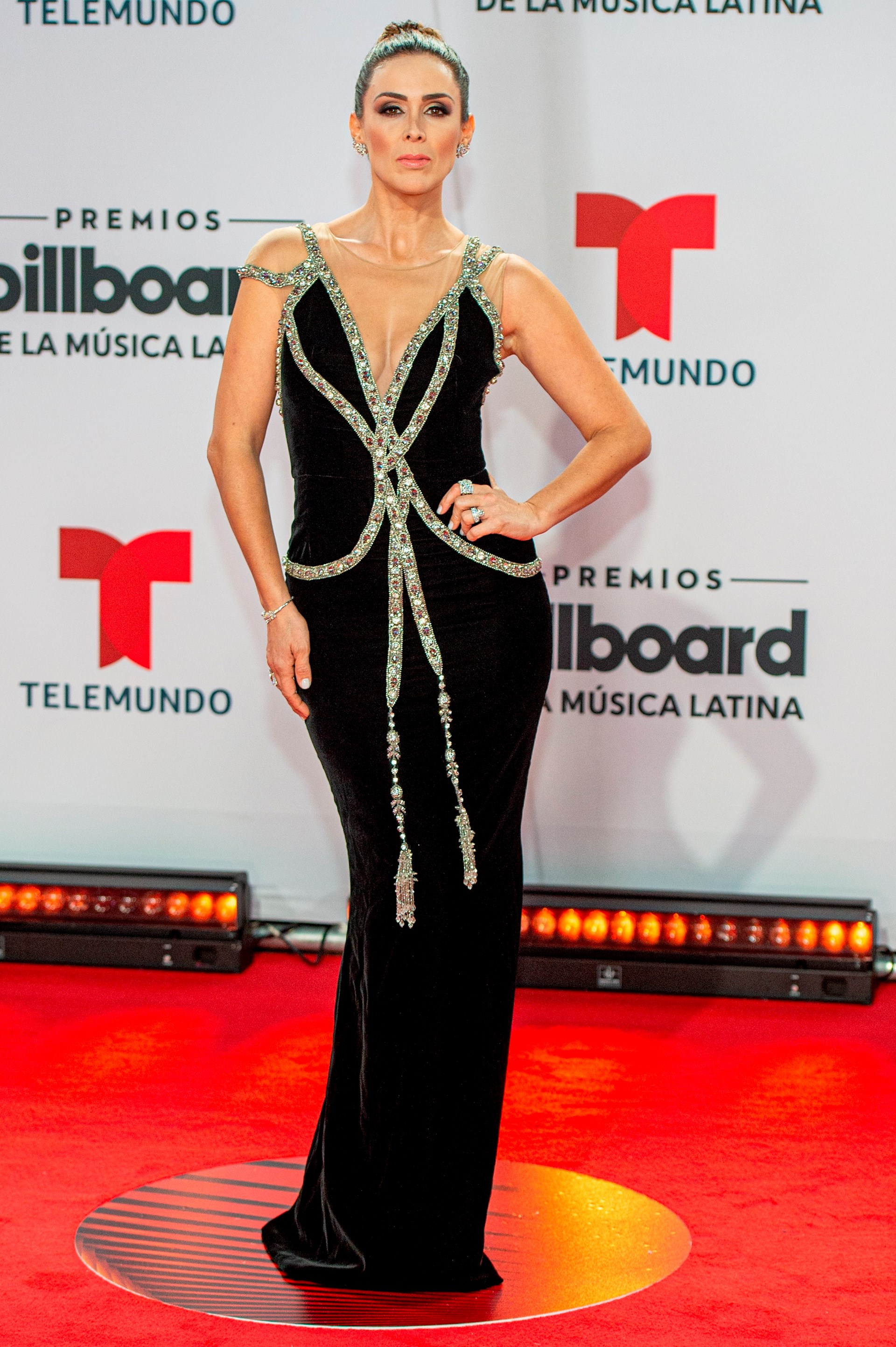La actriz mexicana Jacqueline Bracamontes (Foto: EFE/Giorgio Viera)