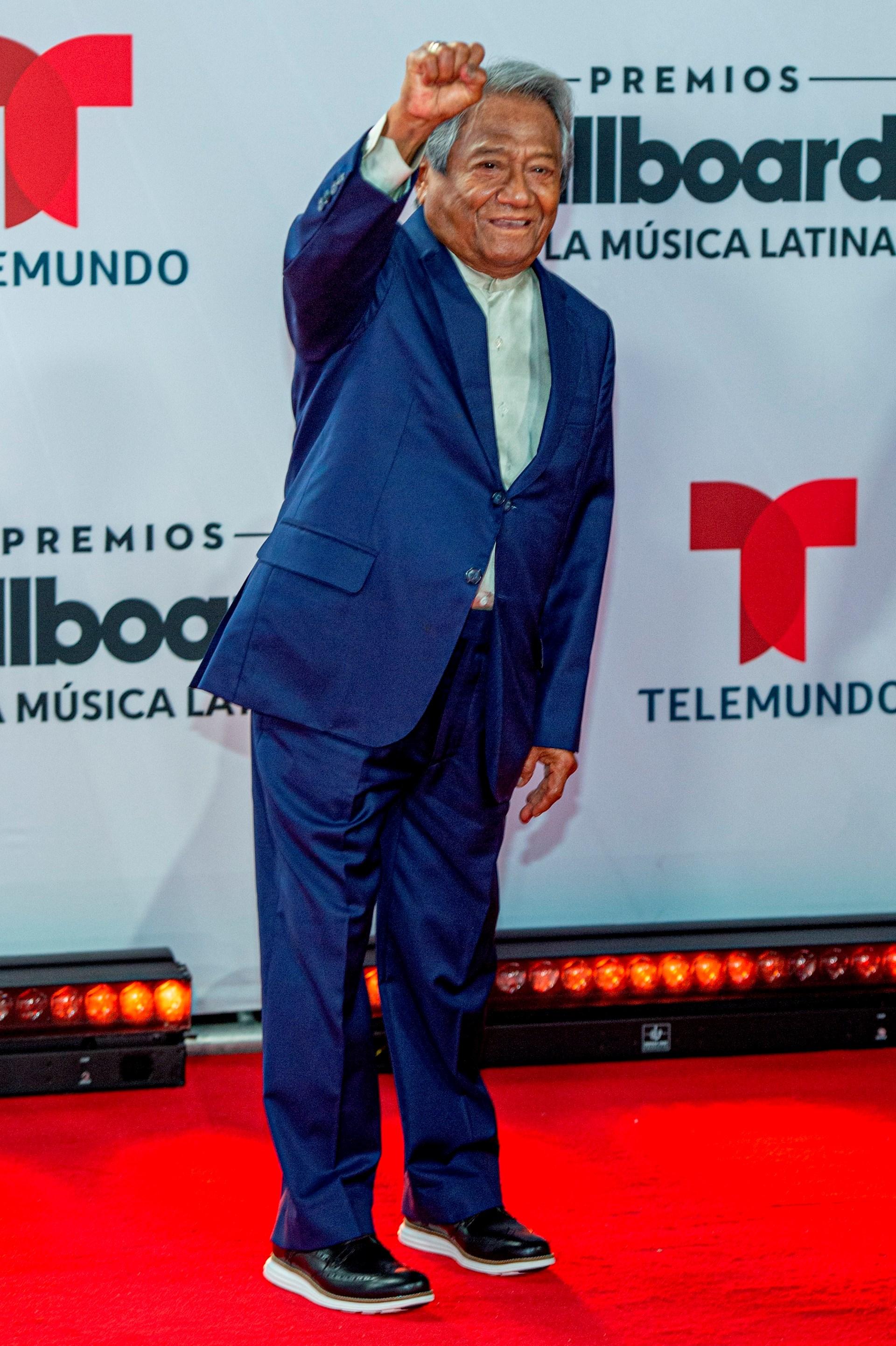 El músico mexicano Armando Manzanero (Foto: EFE/Giorgio Viera)