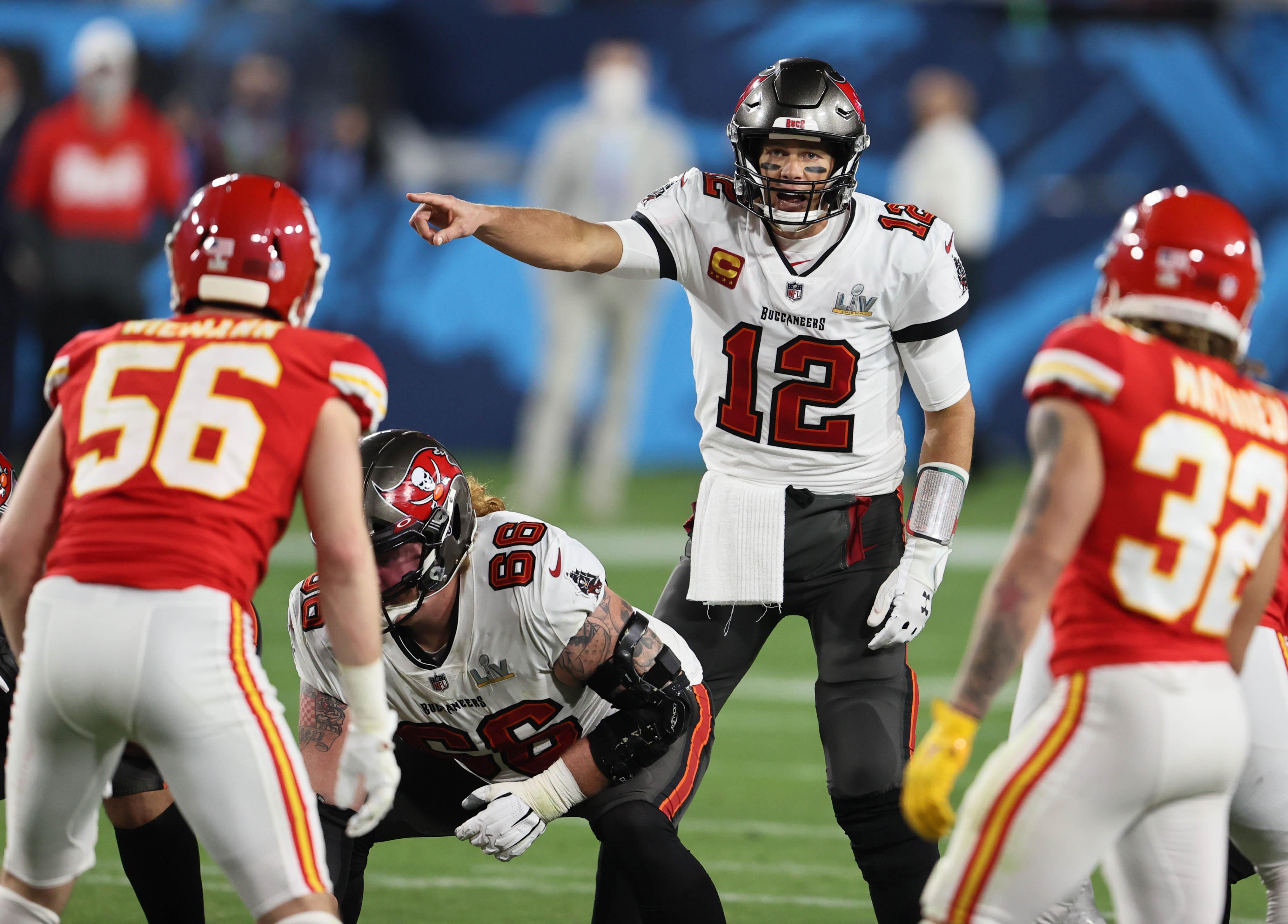 Tom Brady agiganta su leyenda en este Super Bowl y es el jugador más longevo en disputar este encuentro