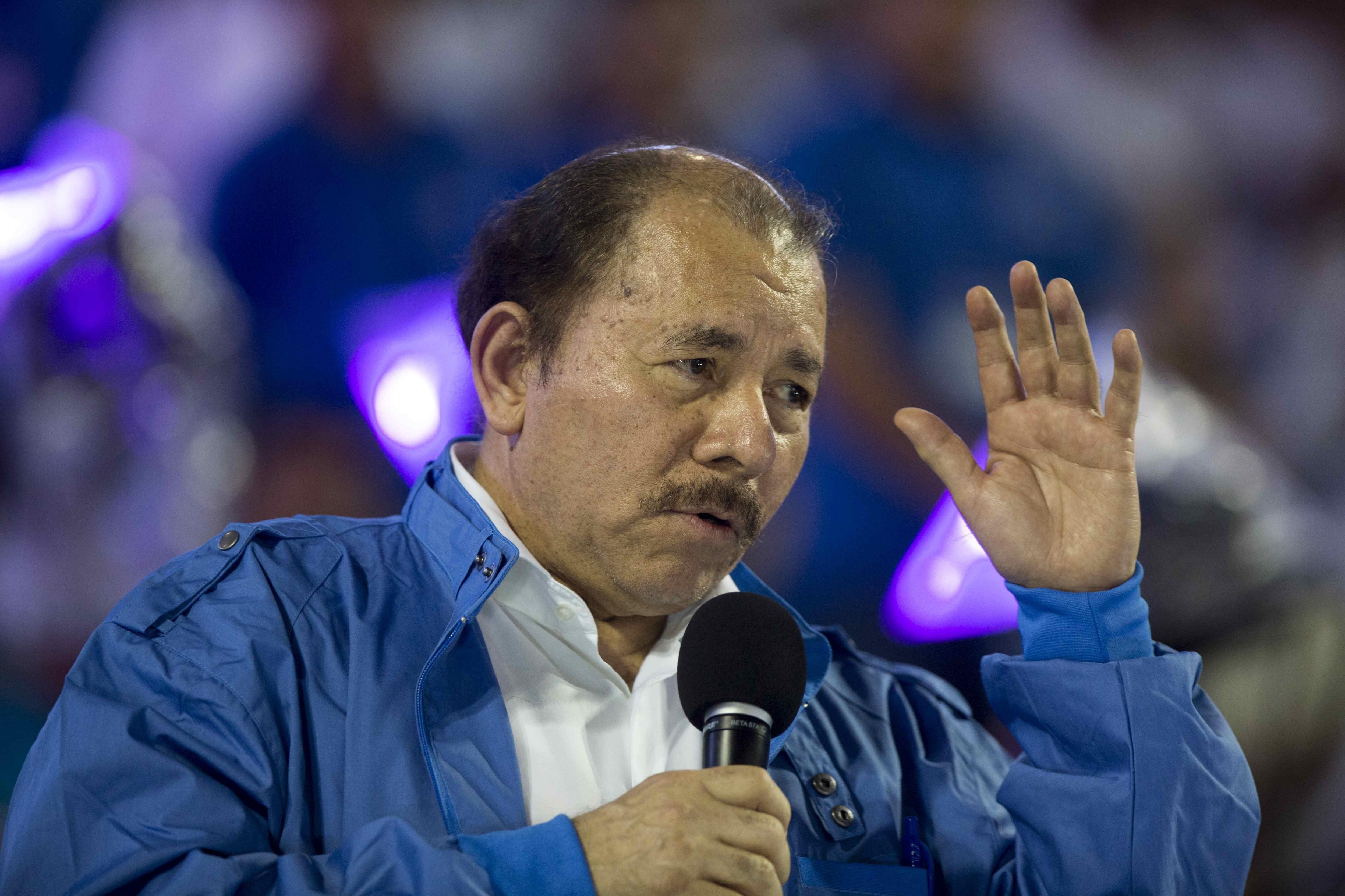 La oposición nicaragüense denunció a Daniel Ortega ante la ONU por su gestión contra el coronavirus (EFE/Jorge Torres/Archivo)