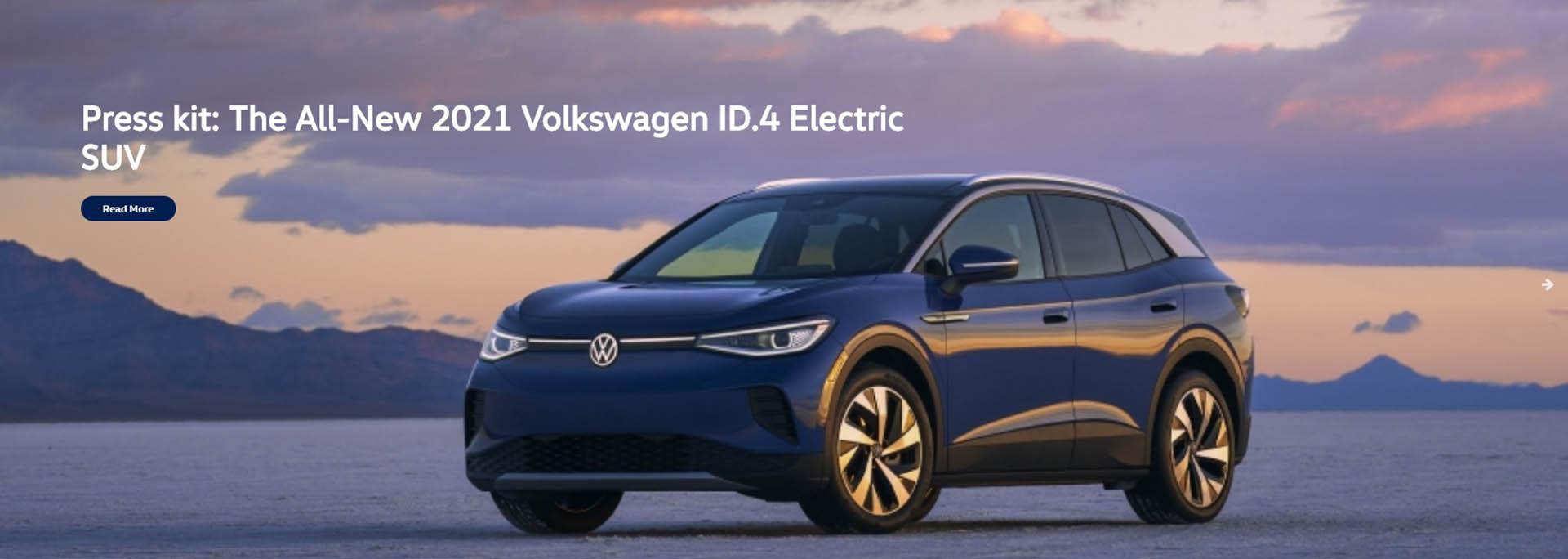 La promoción del Volkswagen ID.4 Electric