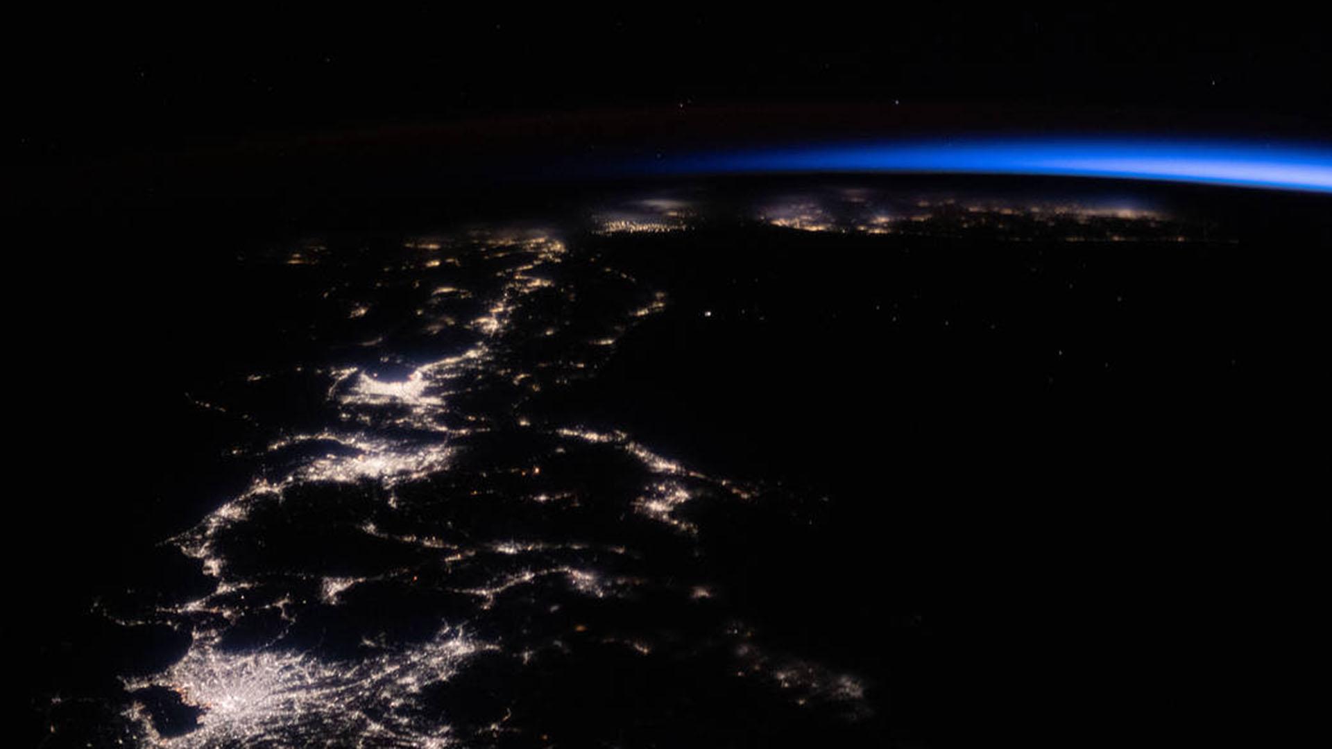 Las luces de Tokio