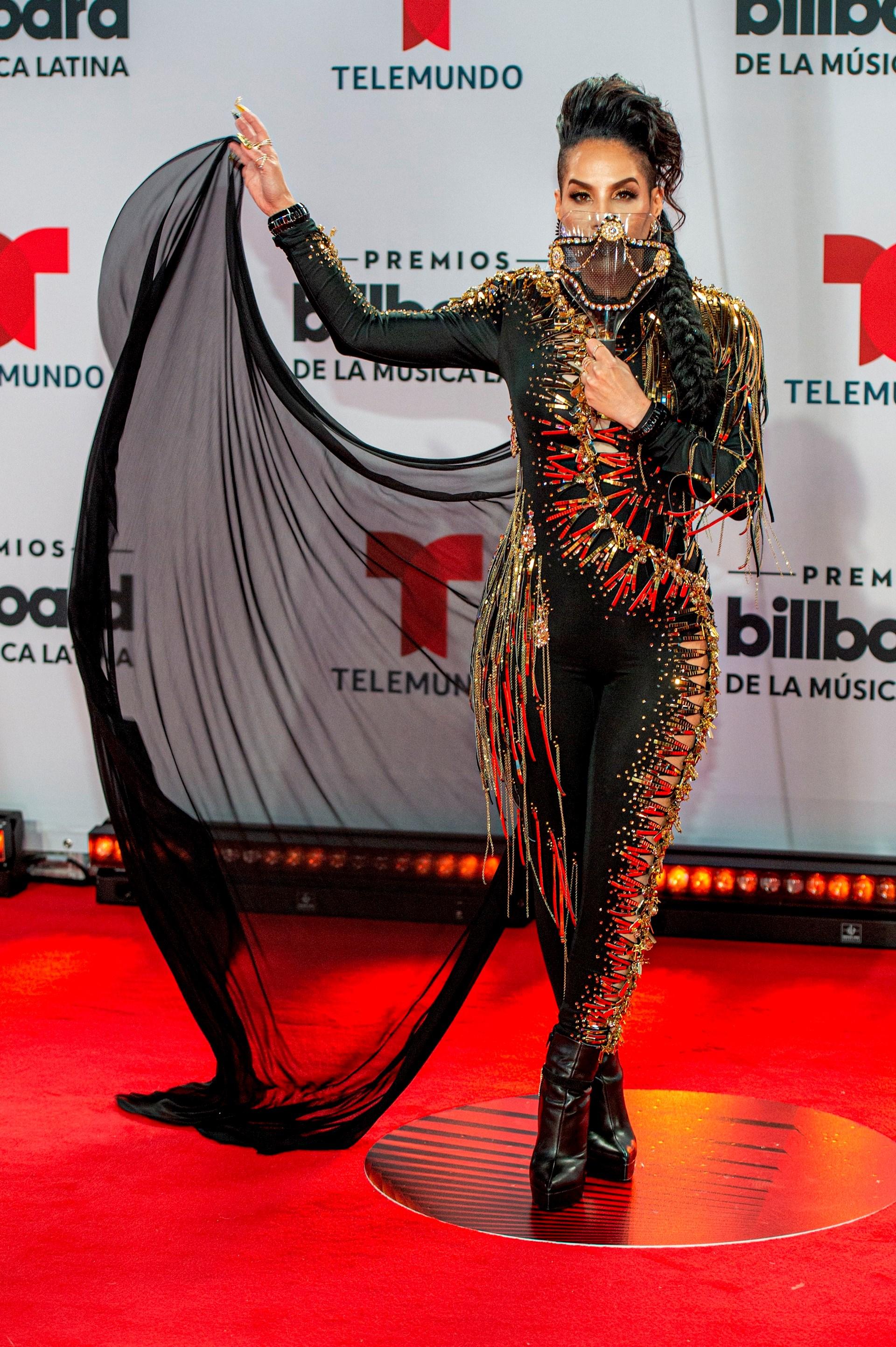 La cantante puertorriqueña Ivy Queen (Foto: EFE/Giorgio Viera)