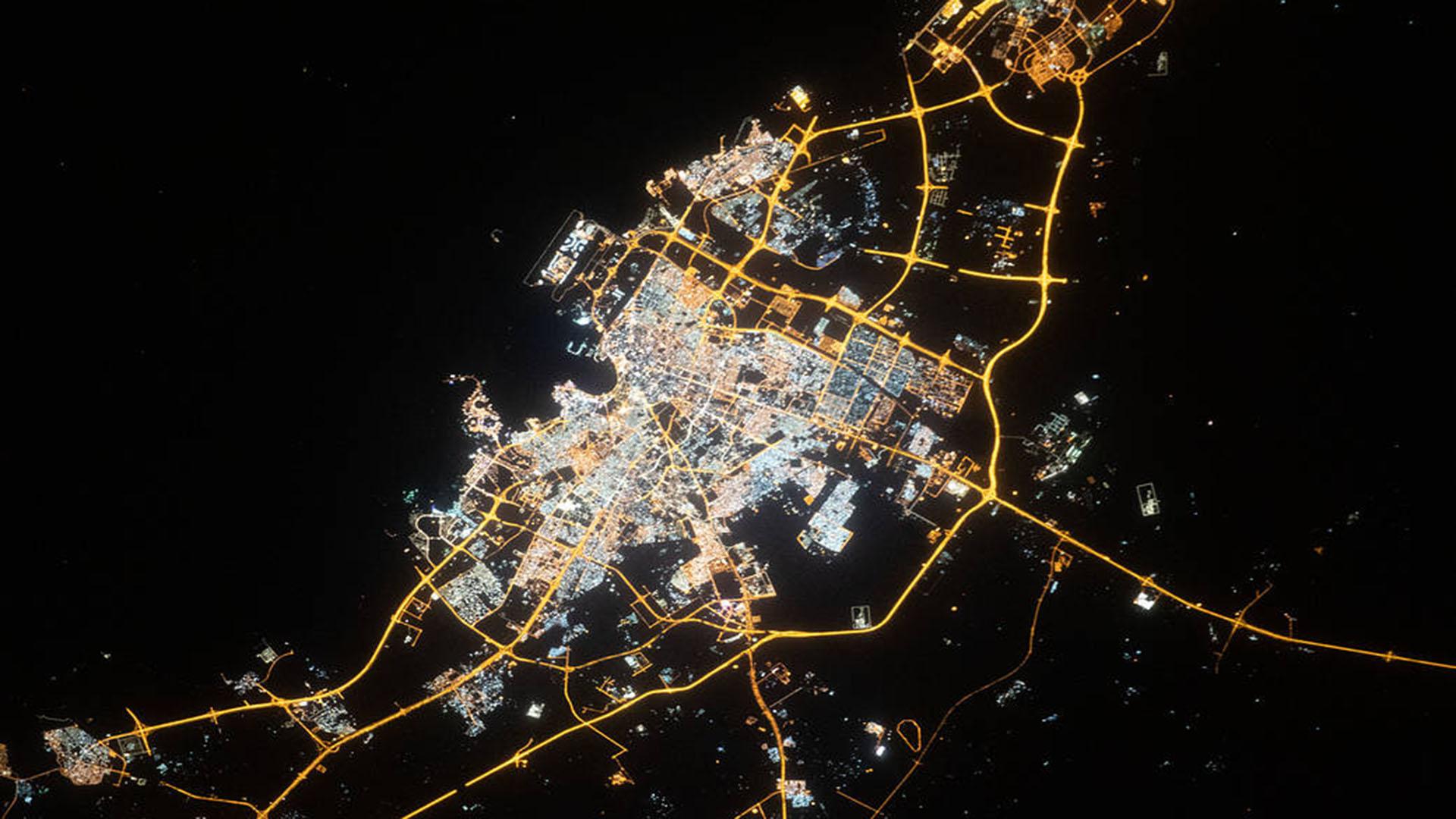 La ciudad de Doha