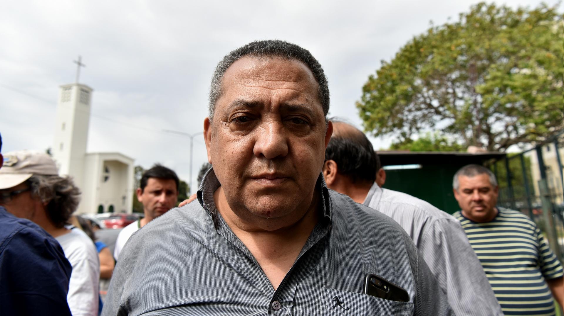 El líder piquetero Luis D'Elía pidió el indulto presidencial - Infobae