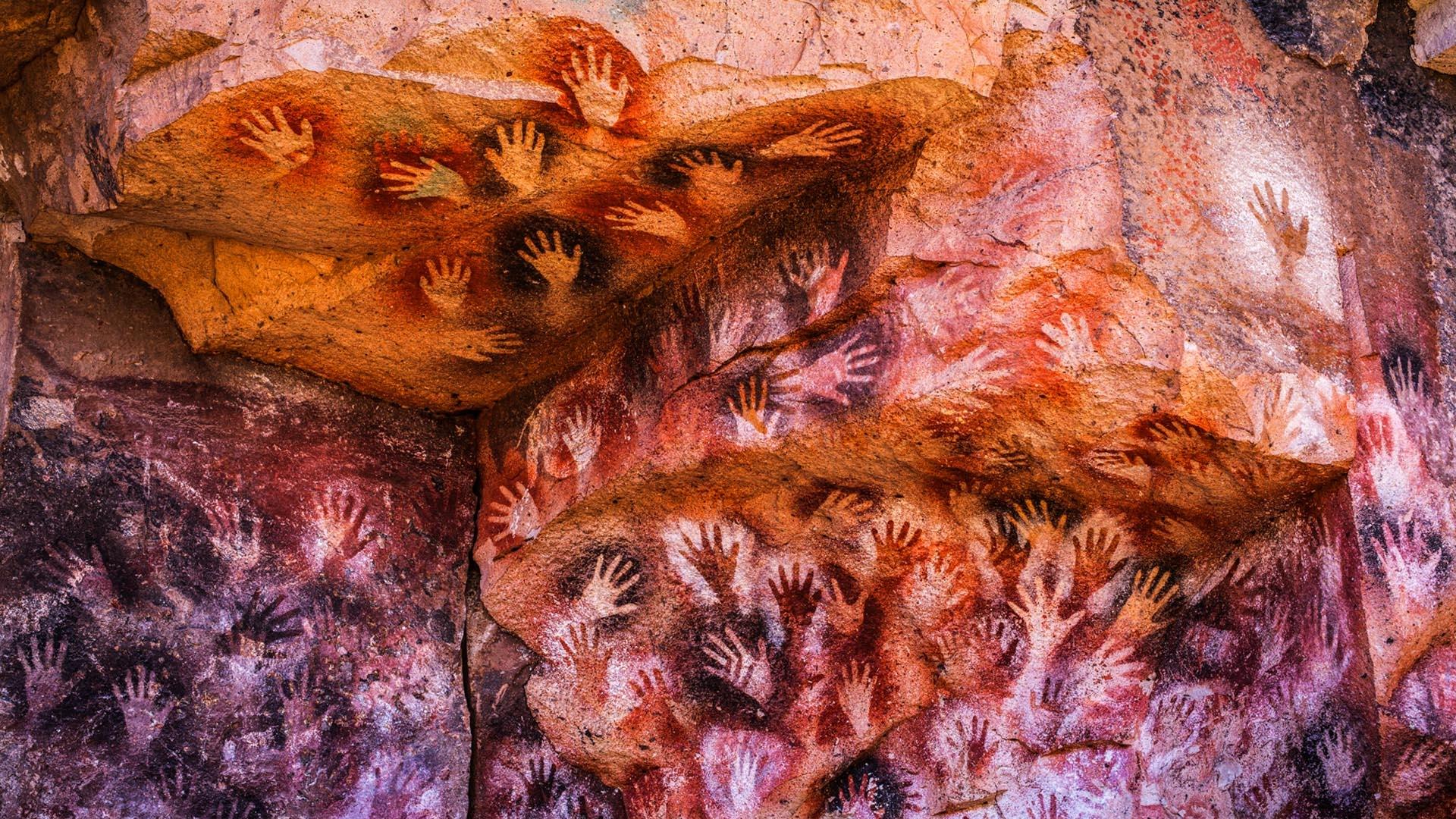 La Cueva de las Manos, una de las mayores atracciones turísticas de Santa Cruz, pasó a manos del Gobierno - Infobae
