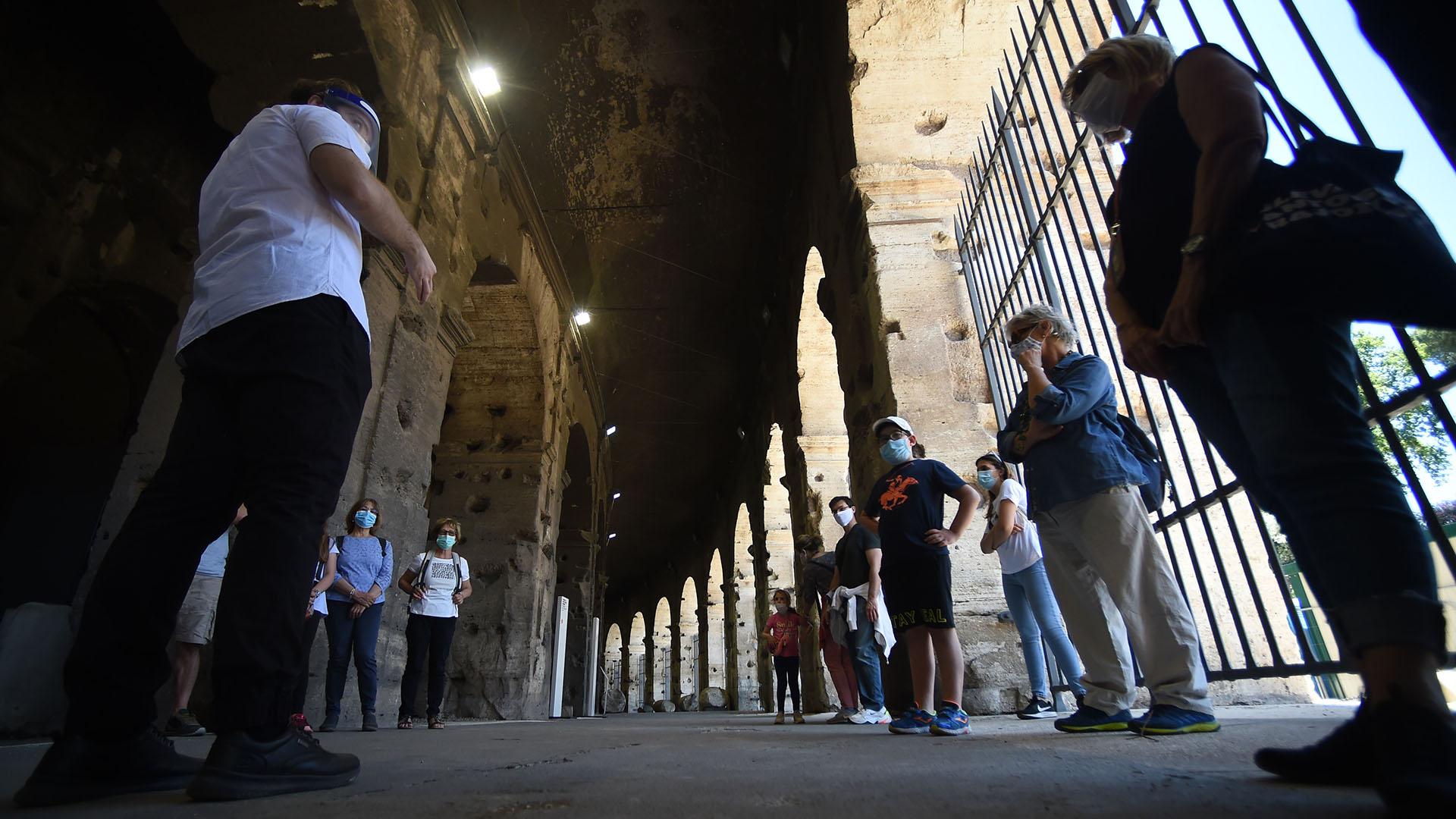 Reapertura de museos y monumentos en Europa