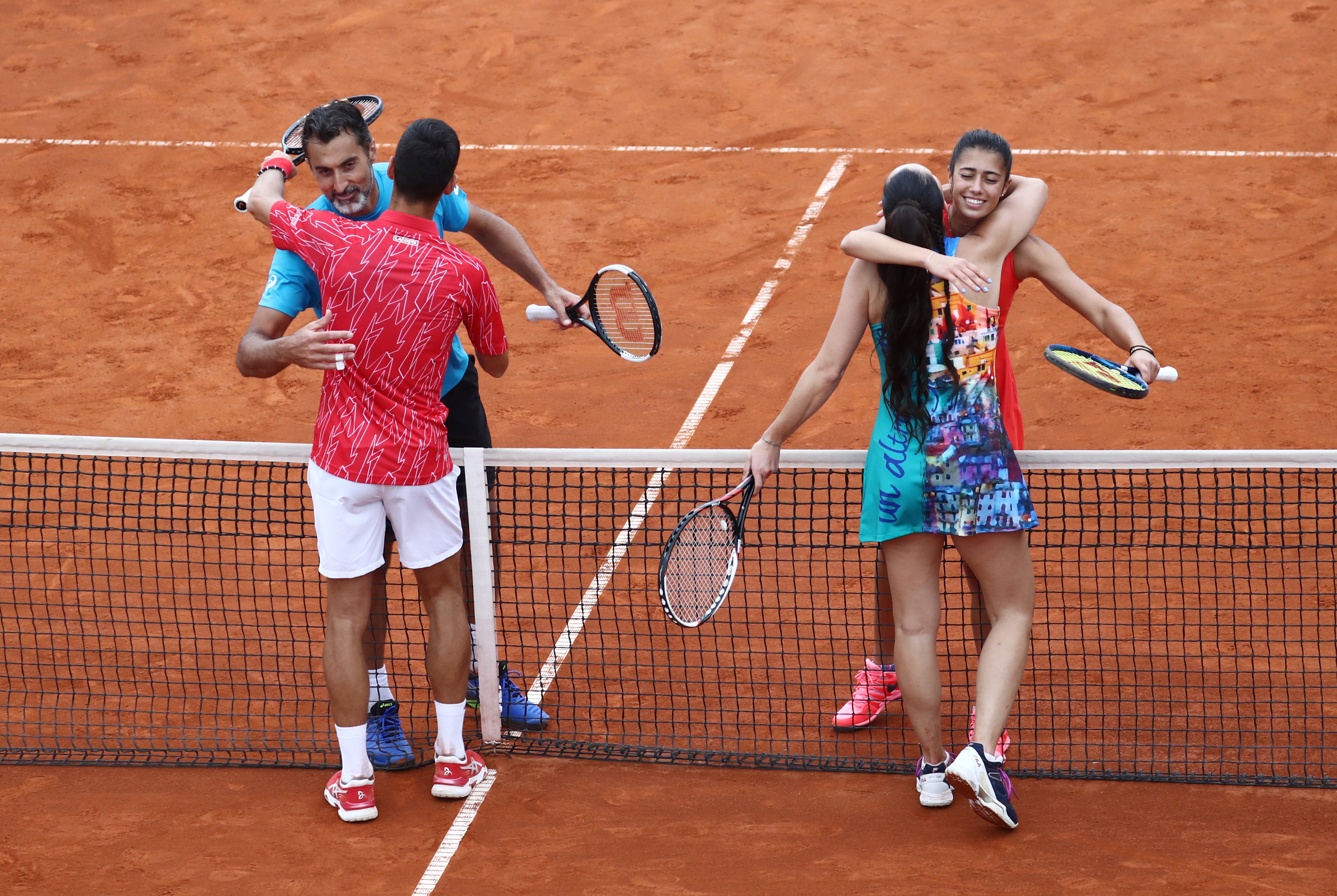 Un Poco De Fiesta Nunca Mato A Nadie Las Ideas De Djokovic Que Tienen Al Tenis En Jaque Infobae
