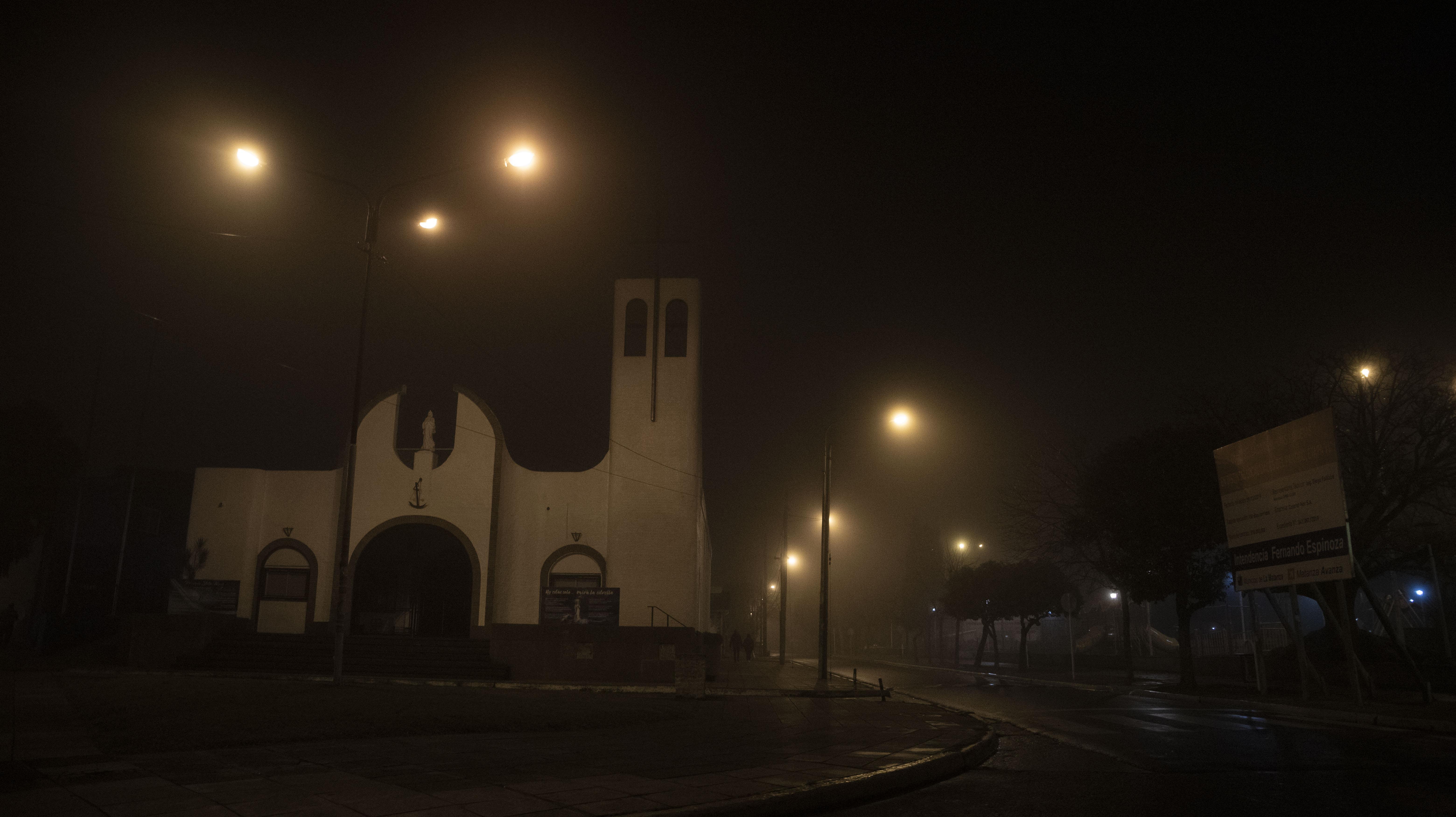 La aparición de nieblas y neblinas no tiene siempre una única causa.