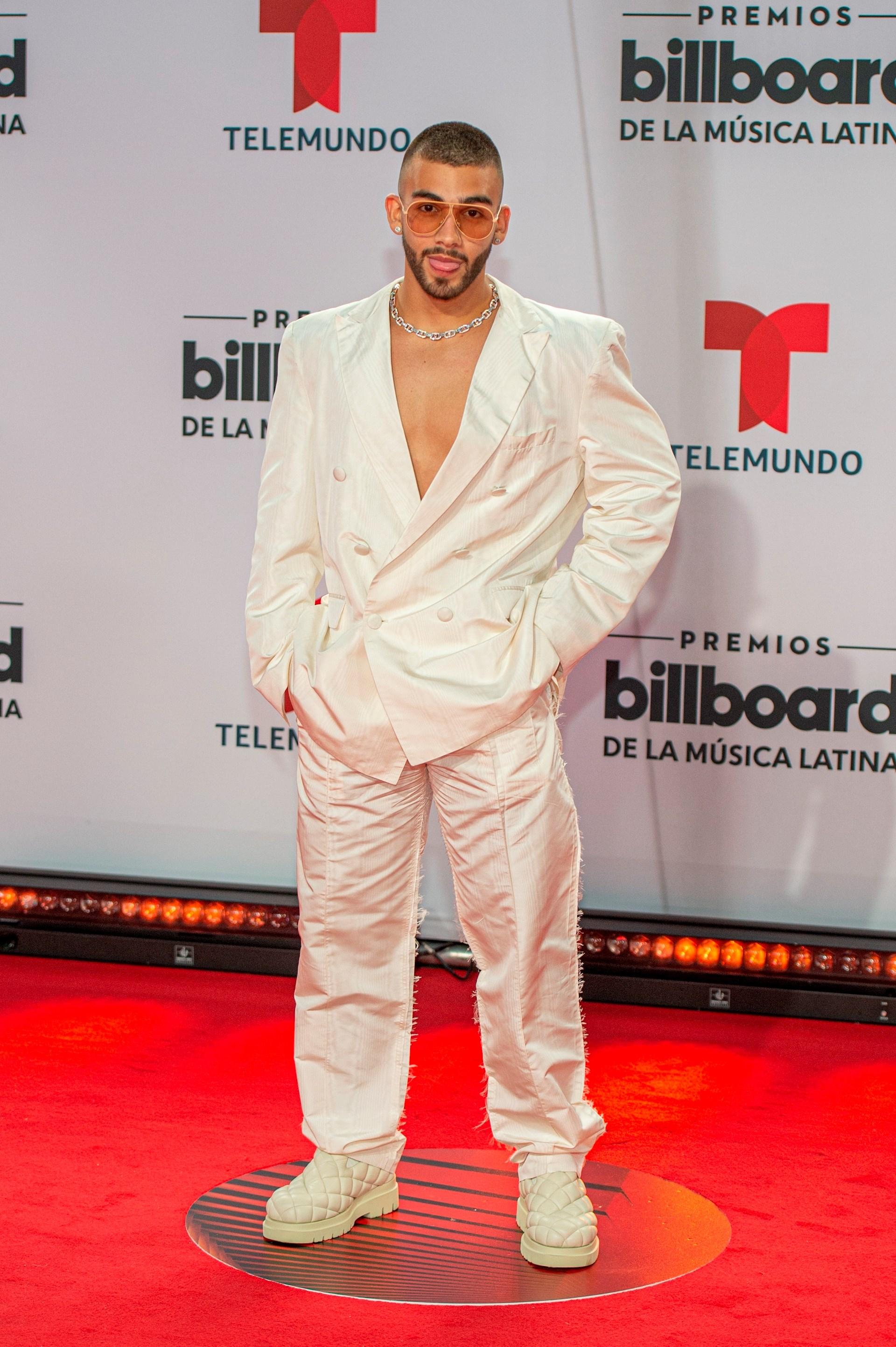 El cantante colombiano Manuel Turizo (Foto: EFE/Giorgio Viera)