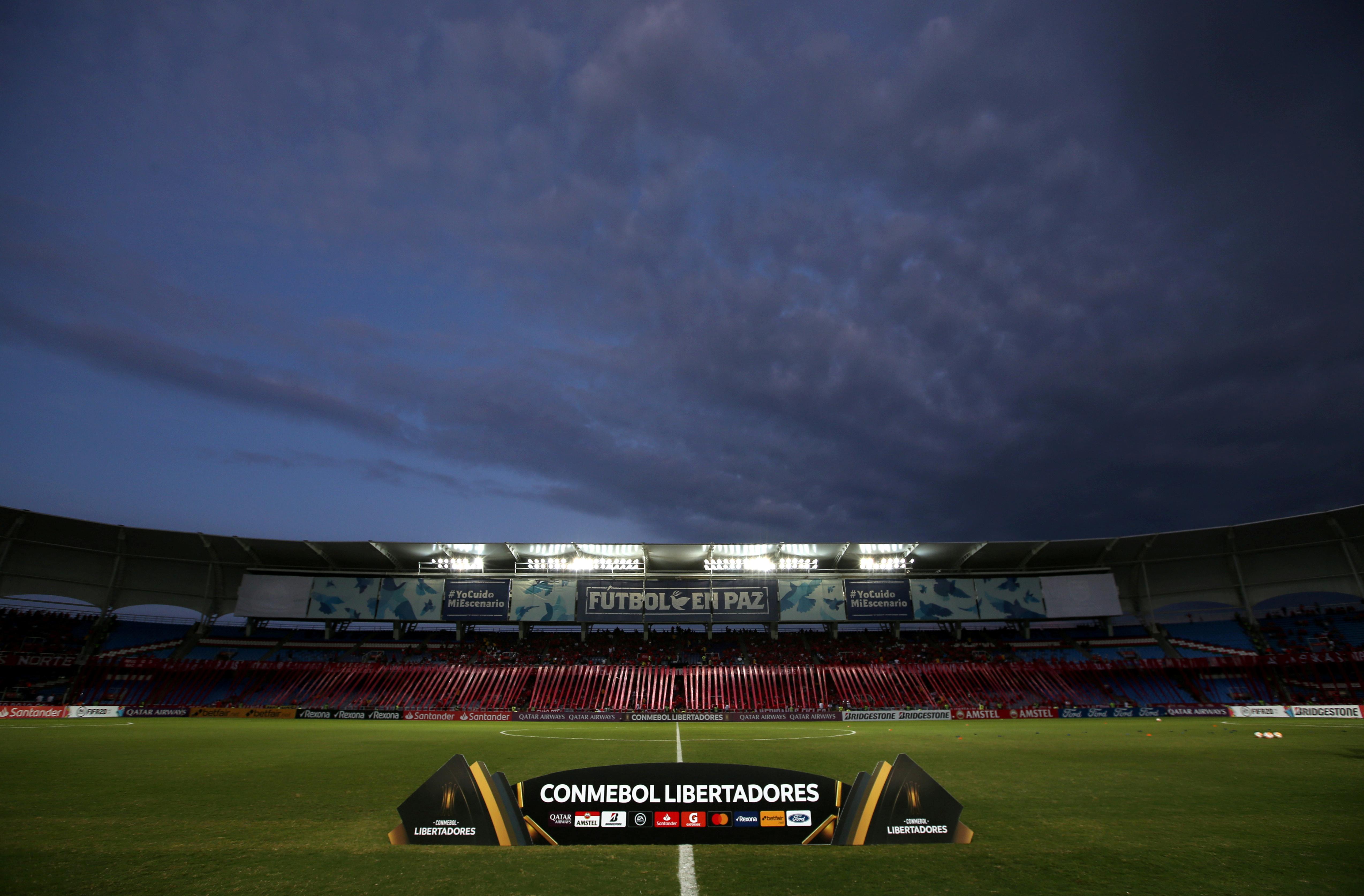 PUESTO 7 - 163 PARTIDOS / Estadio Pascual Guerrero de Cali, Colombia (REUTERS/Luisa Gonzalez)