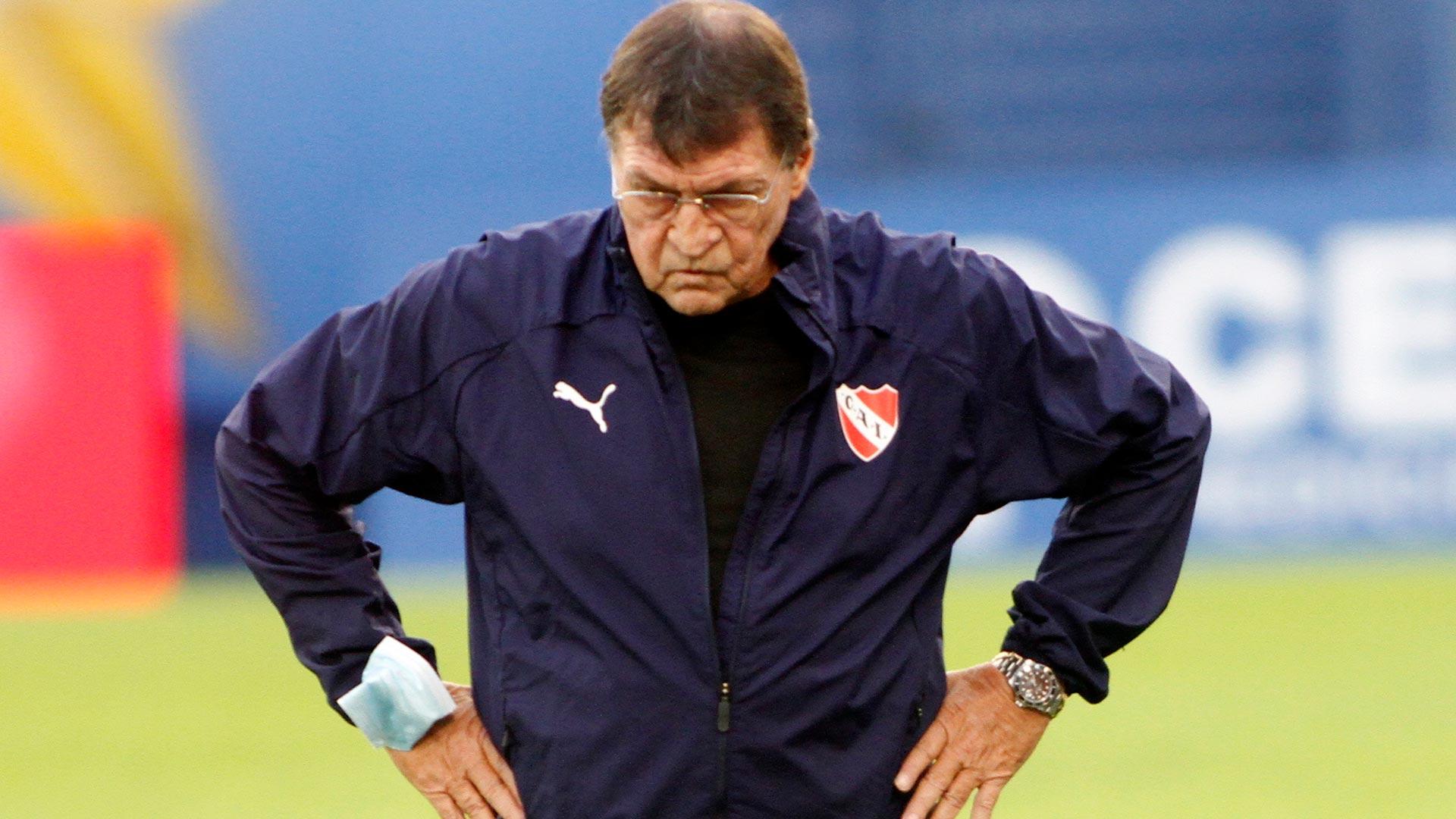 Alerta roja en Independiente por el brote masivo de coronavirus en el plantel a días del clásico contra Racing - Infobae