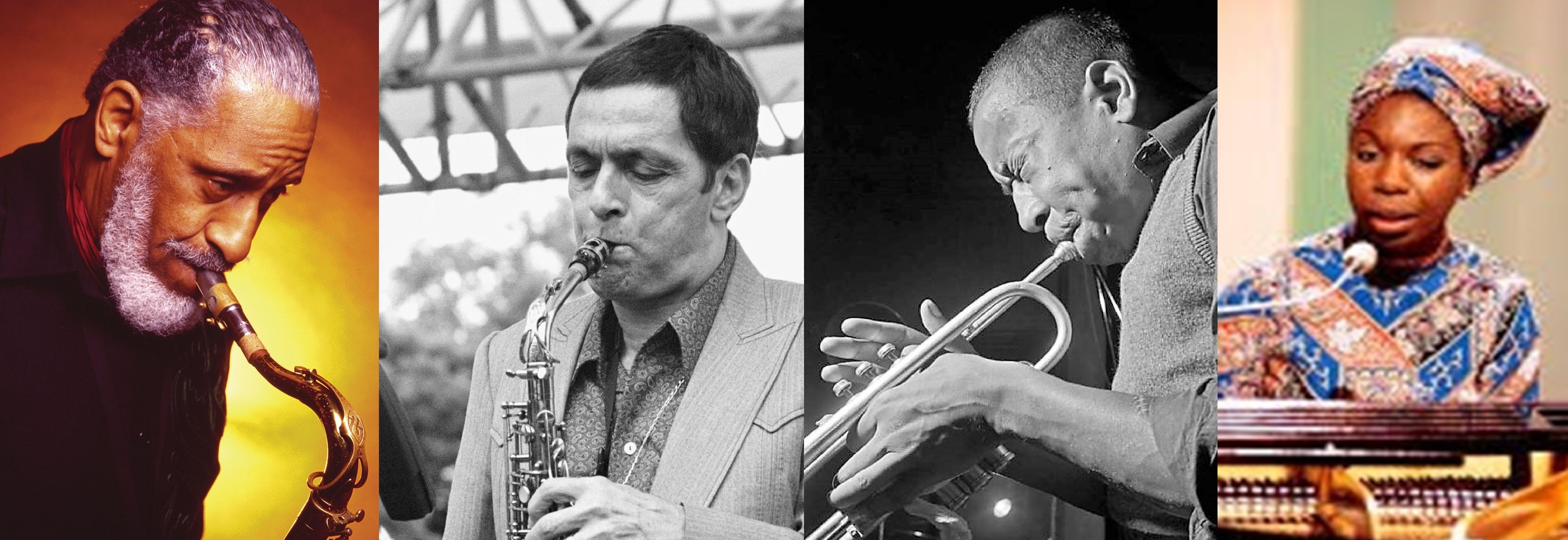 Sonny Rollins, Art Pepper, Lee Morgan y Nina Simone, protagonisstas de interesantes documentales