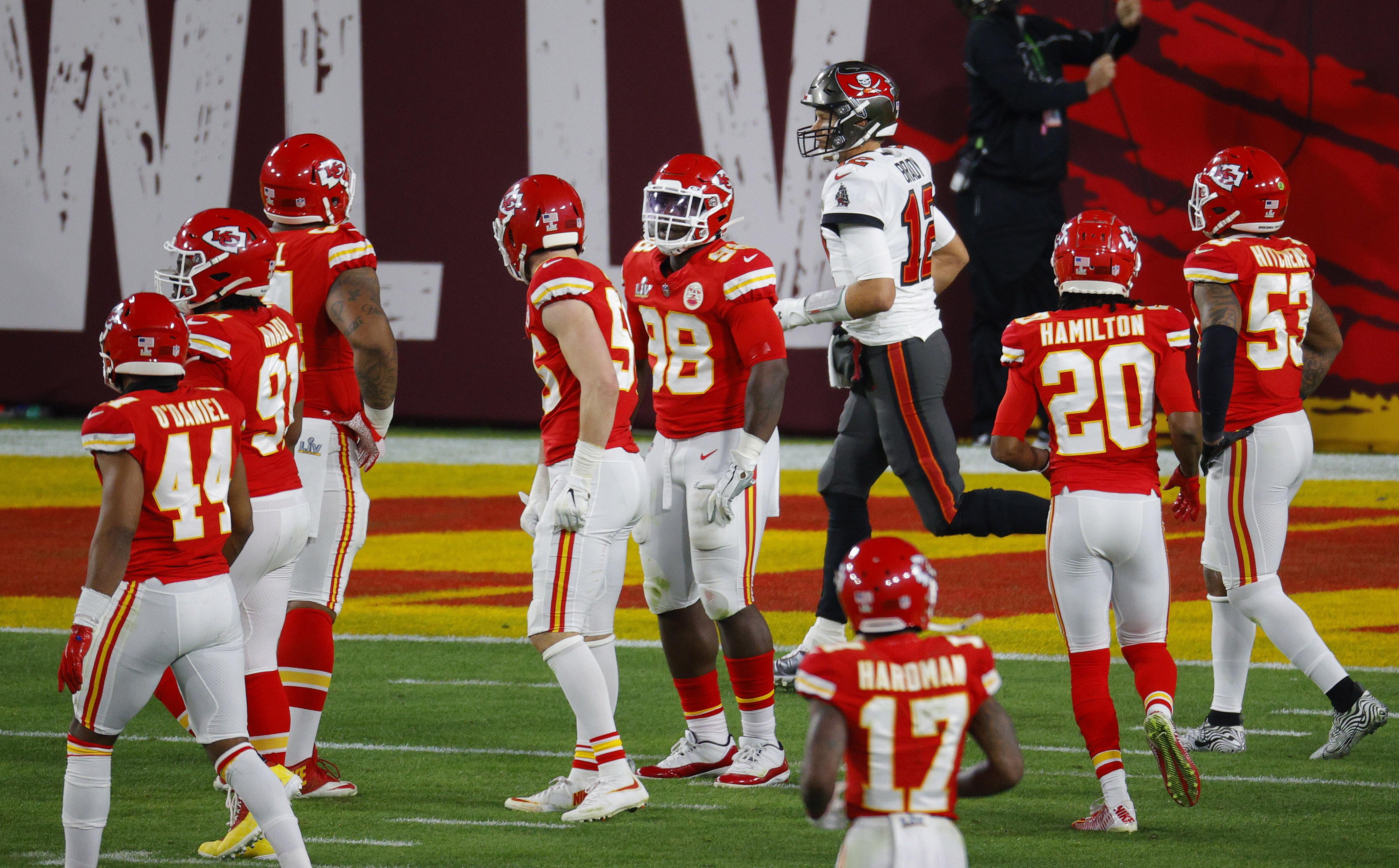 El desconcierto de los Kansas City Chiefs
