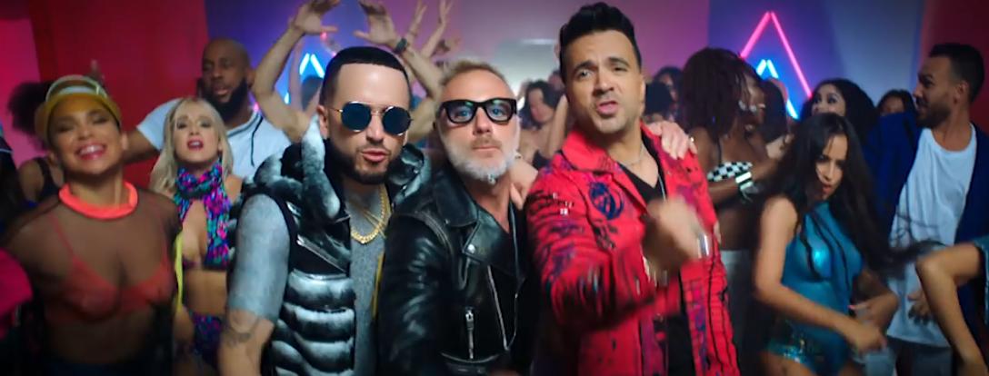 """Vacchi, Fonsi y Yandel estrenan """"Sigamos Bailando"""""""