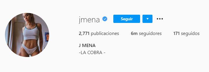 Jimena Barón (Foto: Instagram)